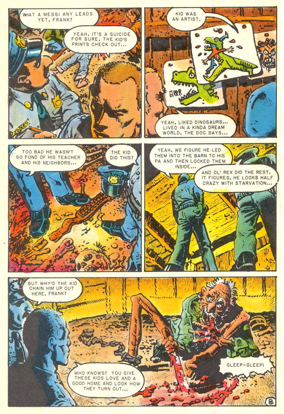Read online Twisted Tales (1982) comic -  Issue #3 - 9