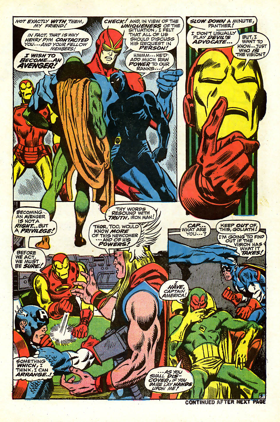 The Avengers (1963) 58 Page 3
