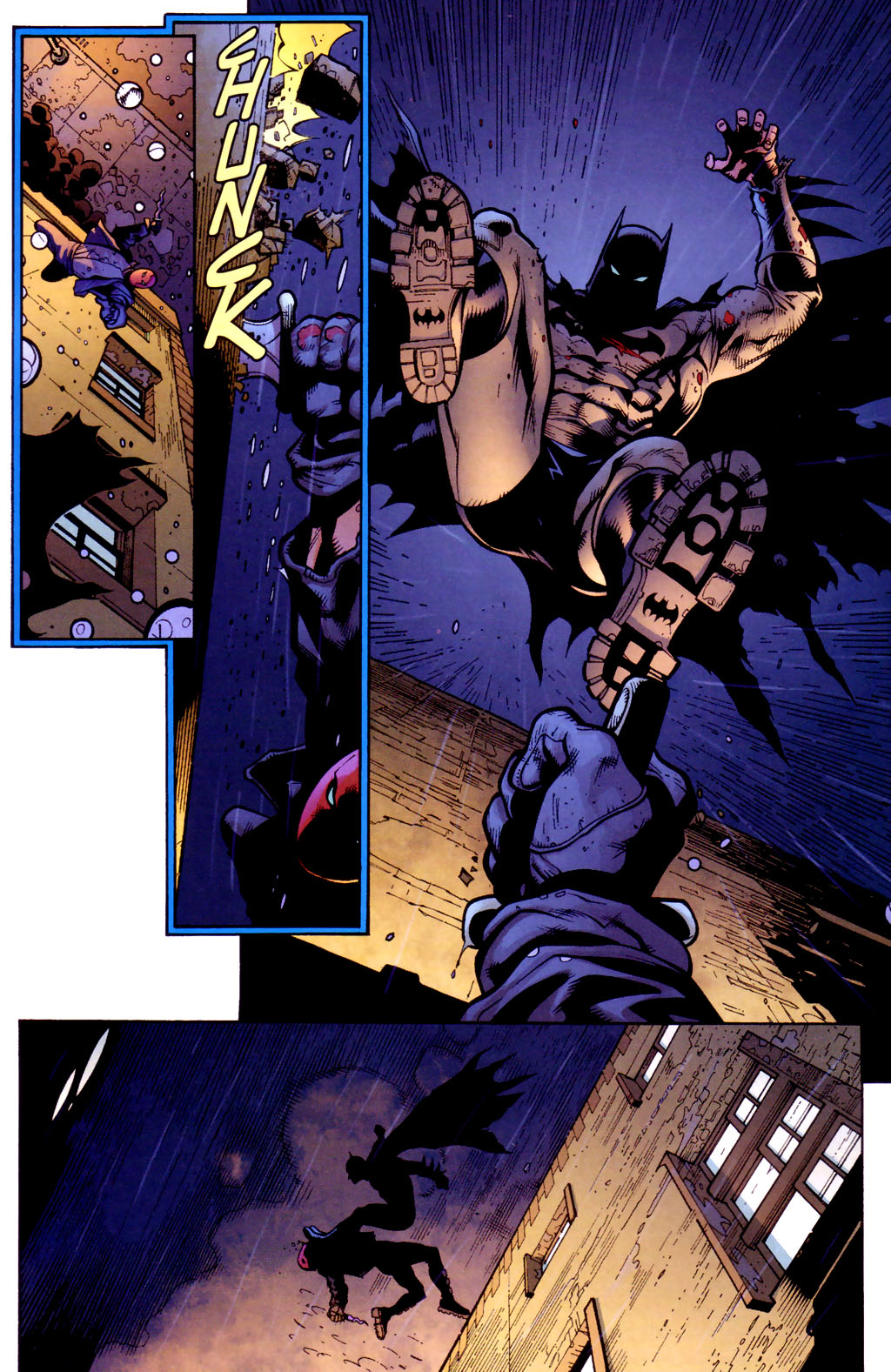 Batman: Under The Hood issue 1 - Page 7