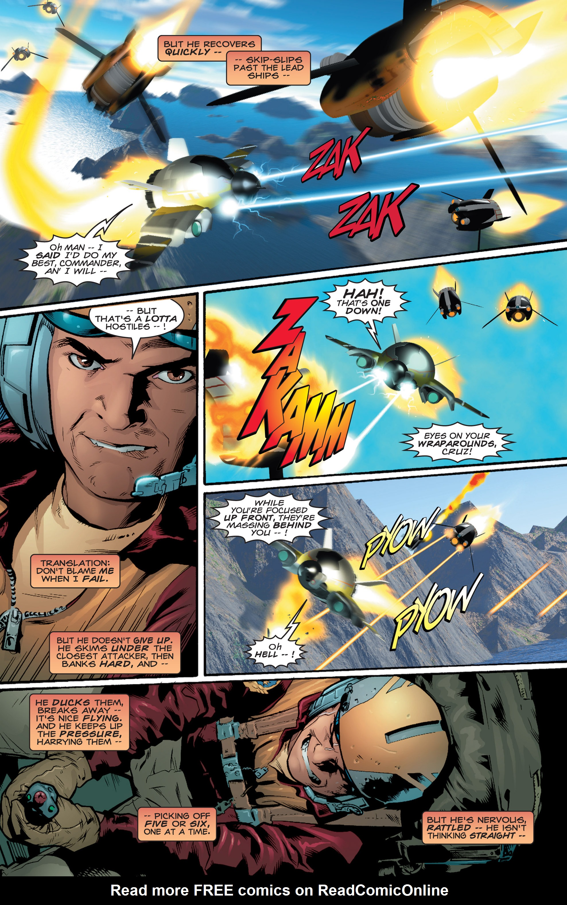 Read online Shockrockets comic -  Issue # TPB - 33