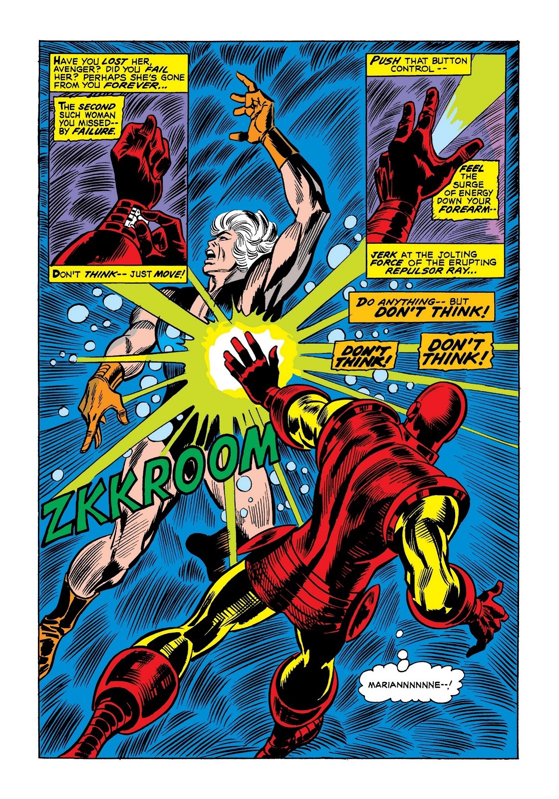 Read online Marvel Masterworks: The Invincible Iron Man comic -  Issue # TPB 8 (Part 1) - 85