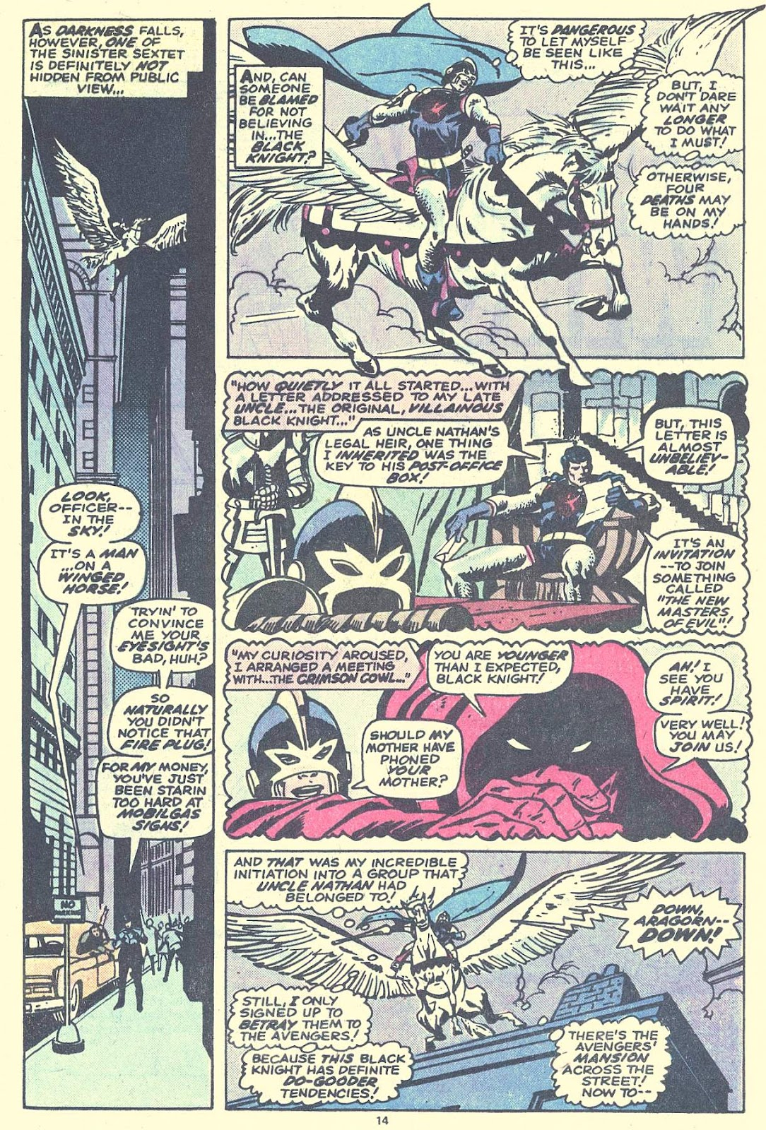 Marvel Triple Action (1972) issue 47 - Page 16