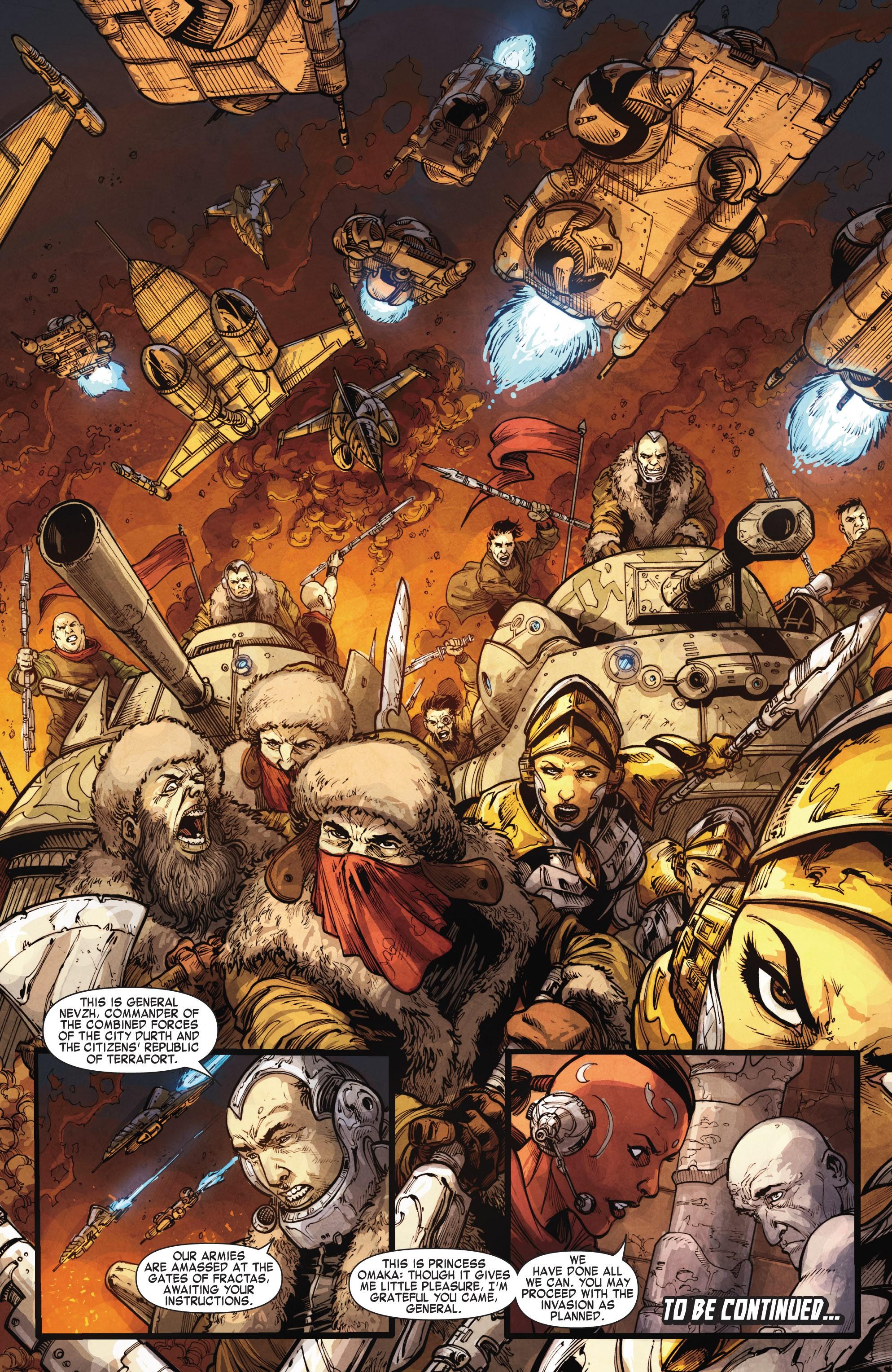 Read online Skaar: Son of Hulk comic -  Issue #15 - 24