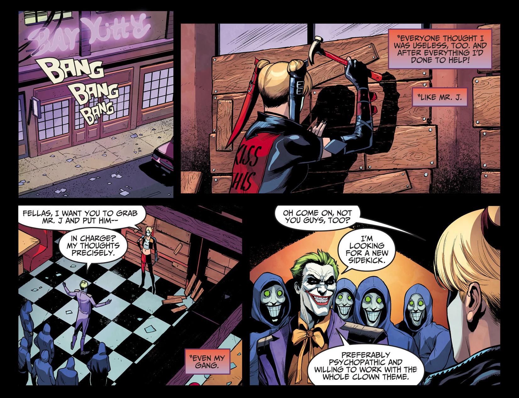 Read online Injustice: Ground Zero comic -  Issue #17 - 5