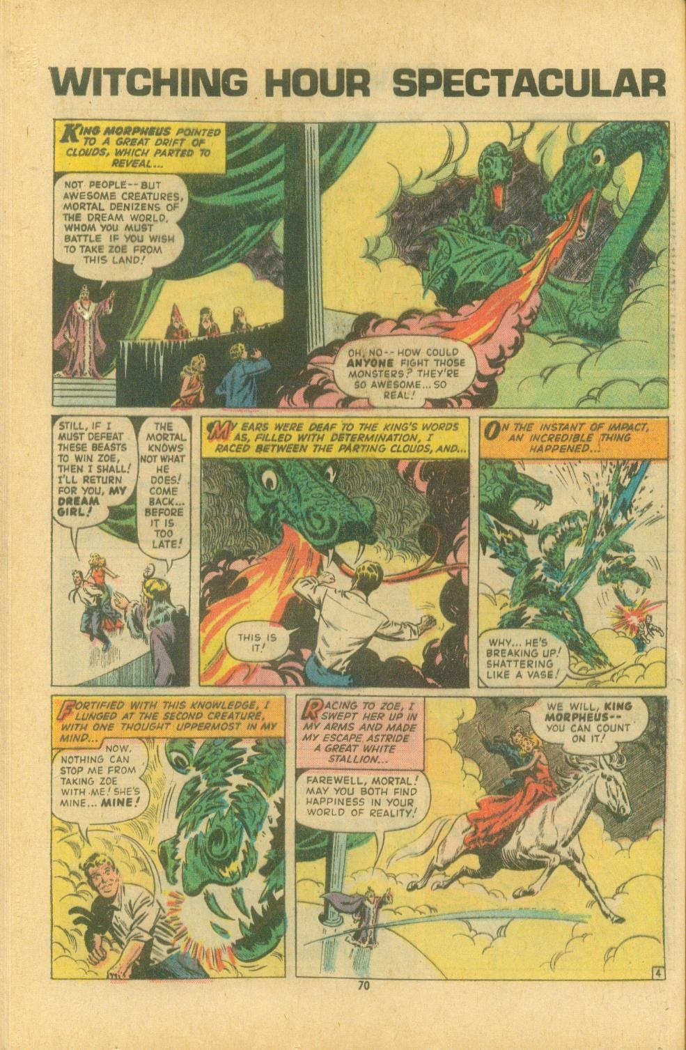 The Witching Hour (1969) issue 38 - Page 72