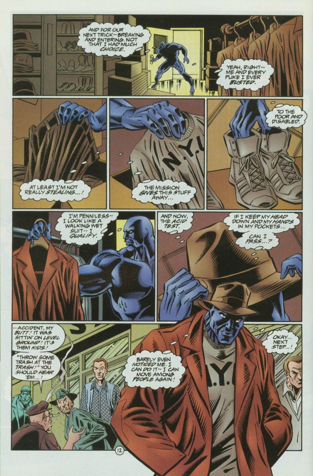 Read online Sludge comic -  Issue #10 - 15