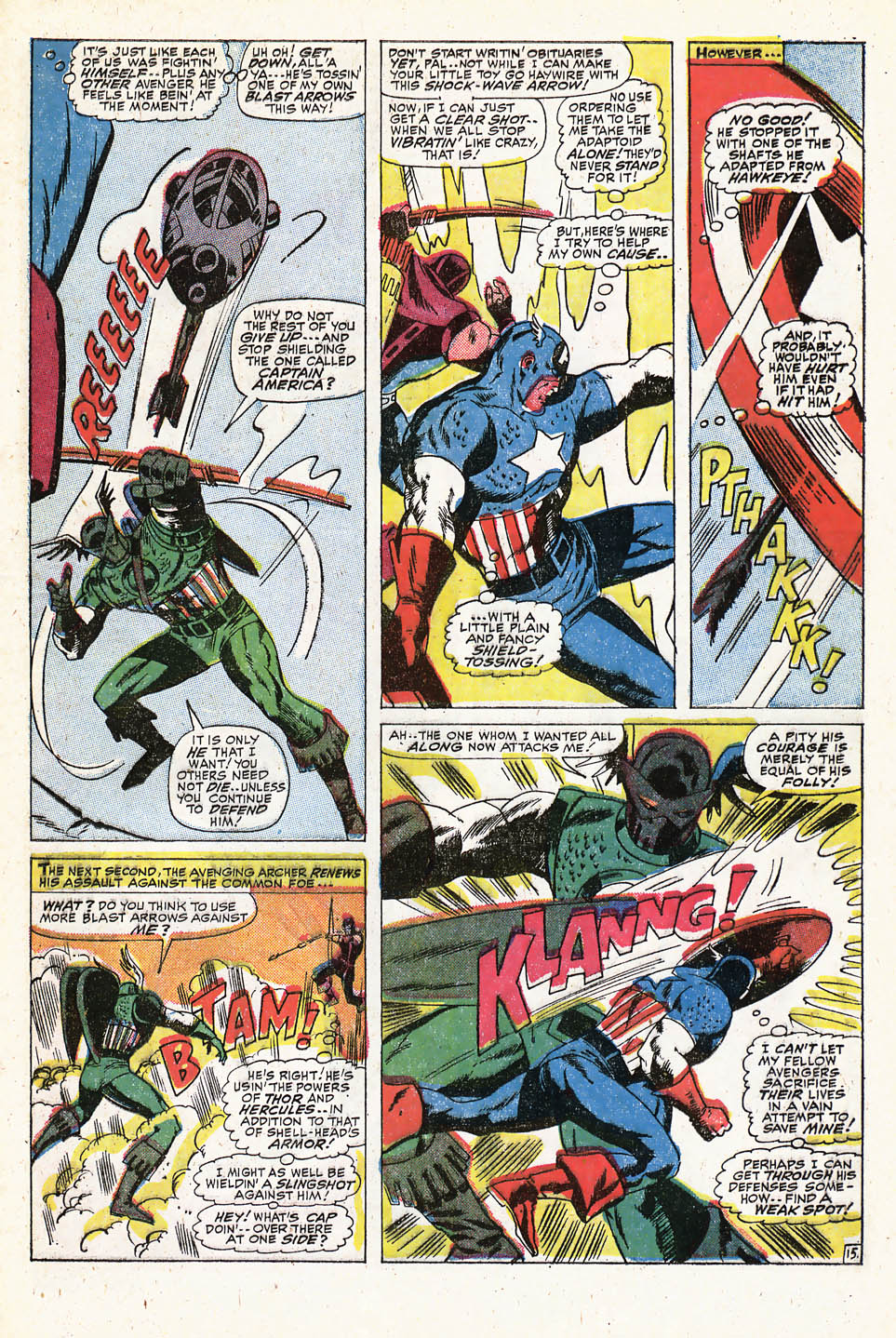 The Avengers (1963) 45 Page 15