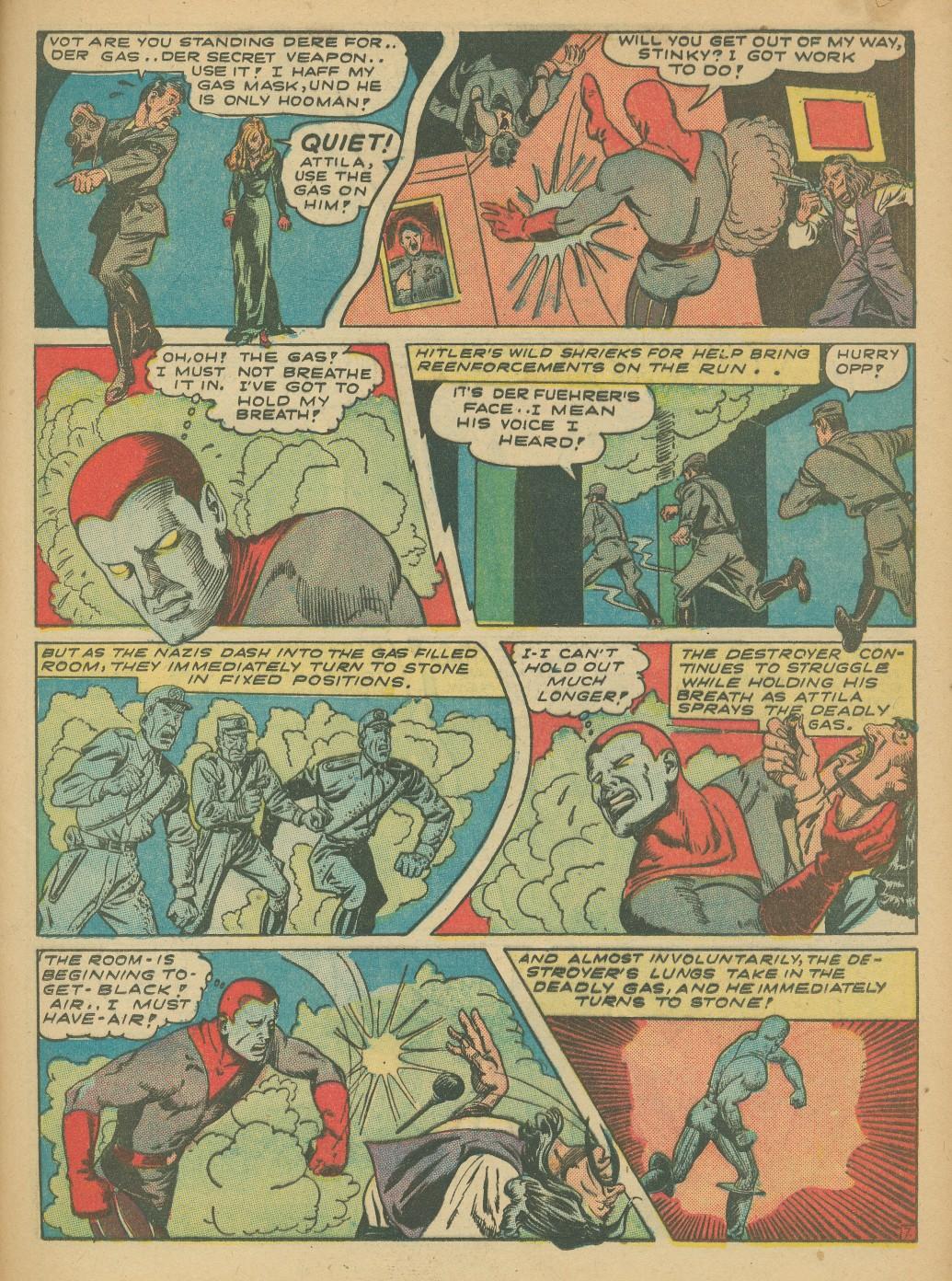 Read online All-Winners Comics comic -  Issue #8 - 49