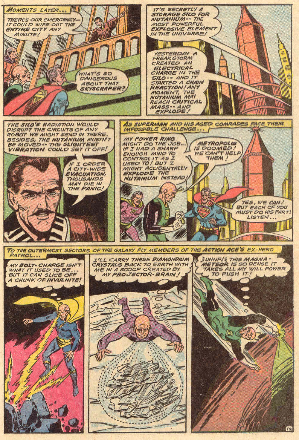Read online Action Comics (1938) comic -  Issue #386 - 15