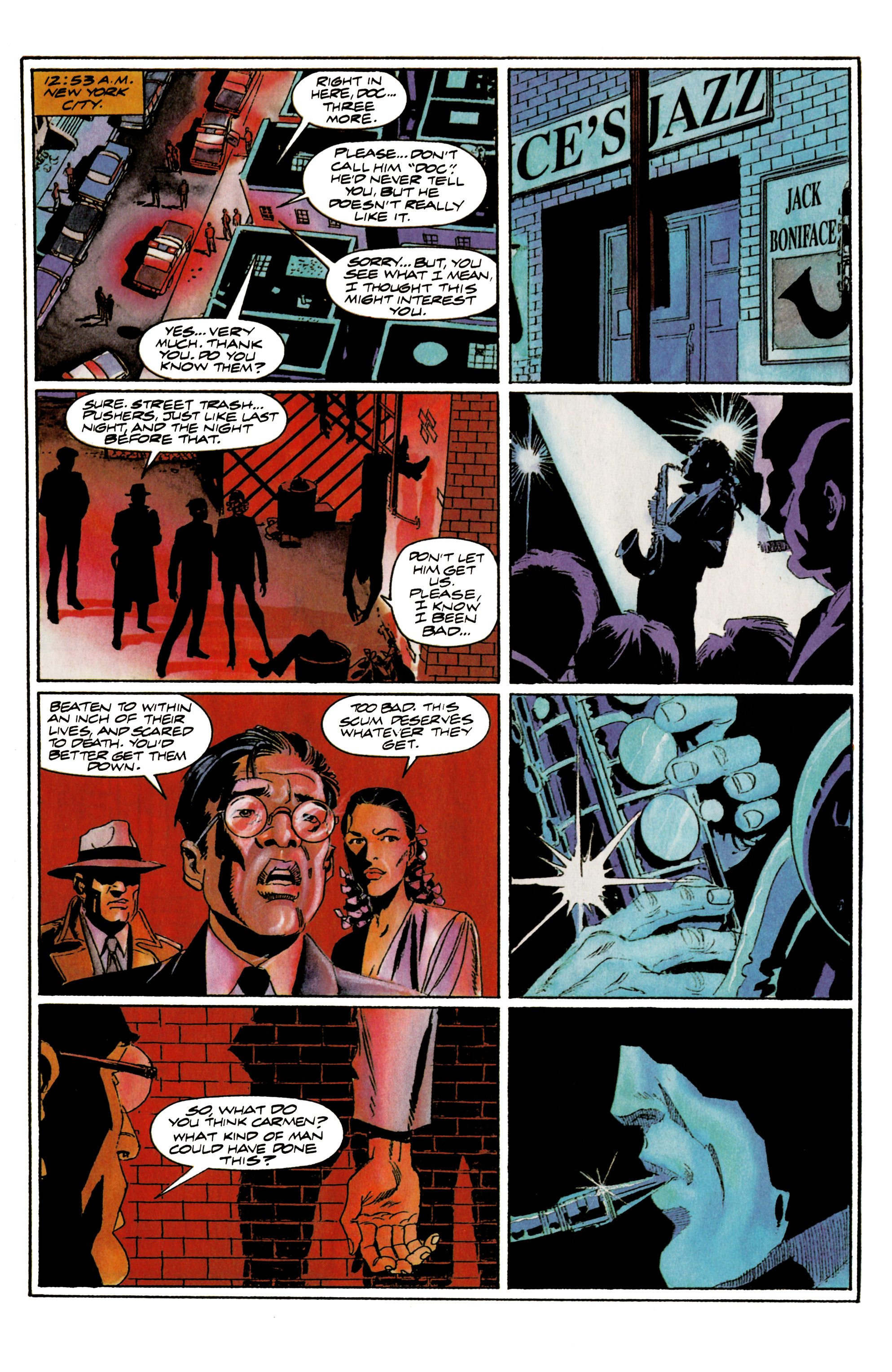 Read online Shadowman (1992) comic -  Issue #16 - 2