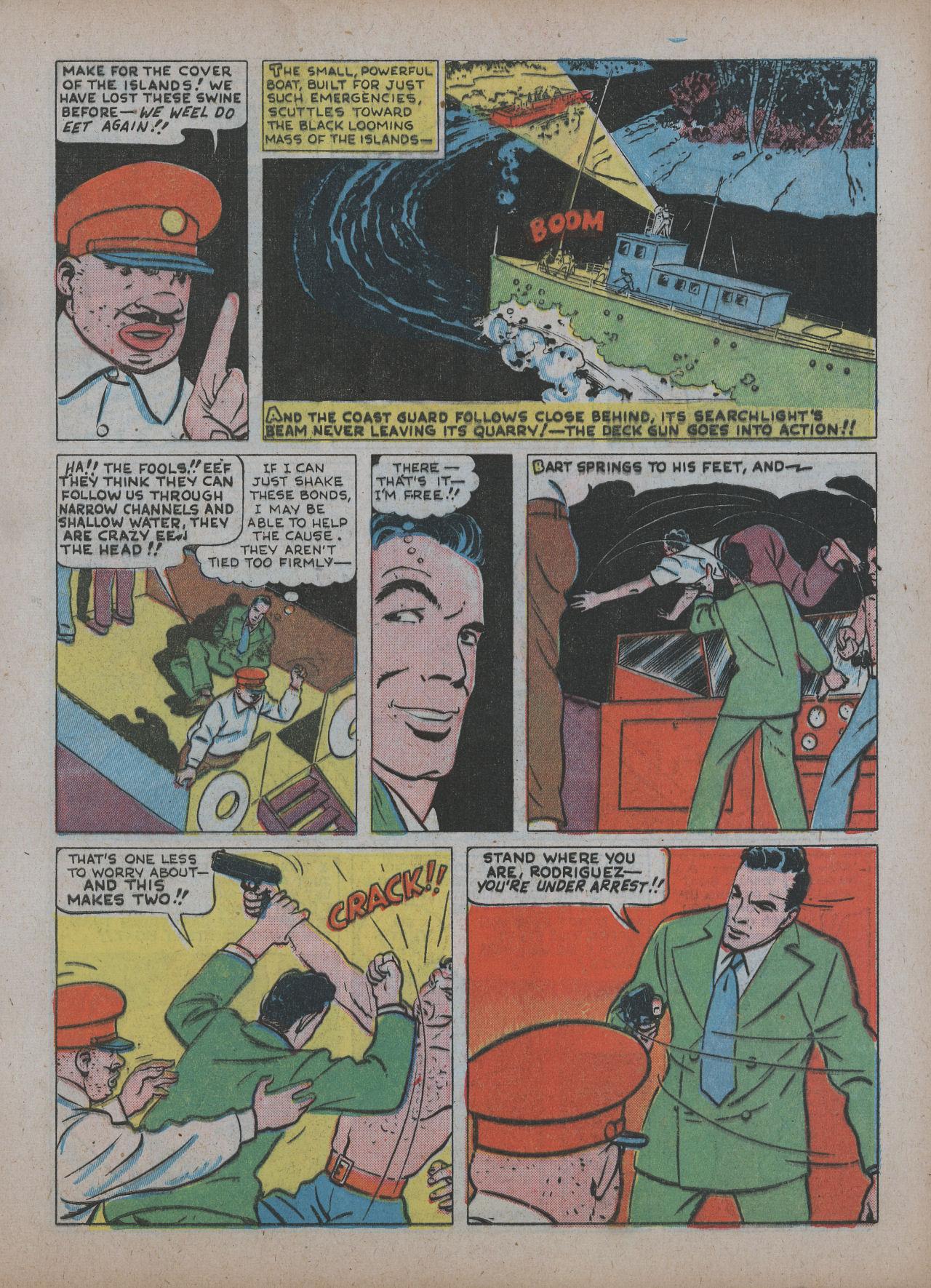 Read online Detective Comics (1937) comic -  Issue #48 - 21