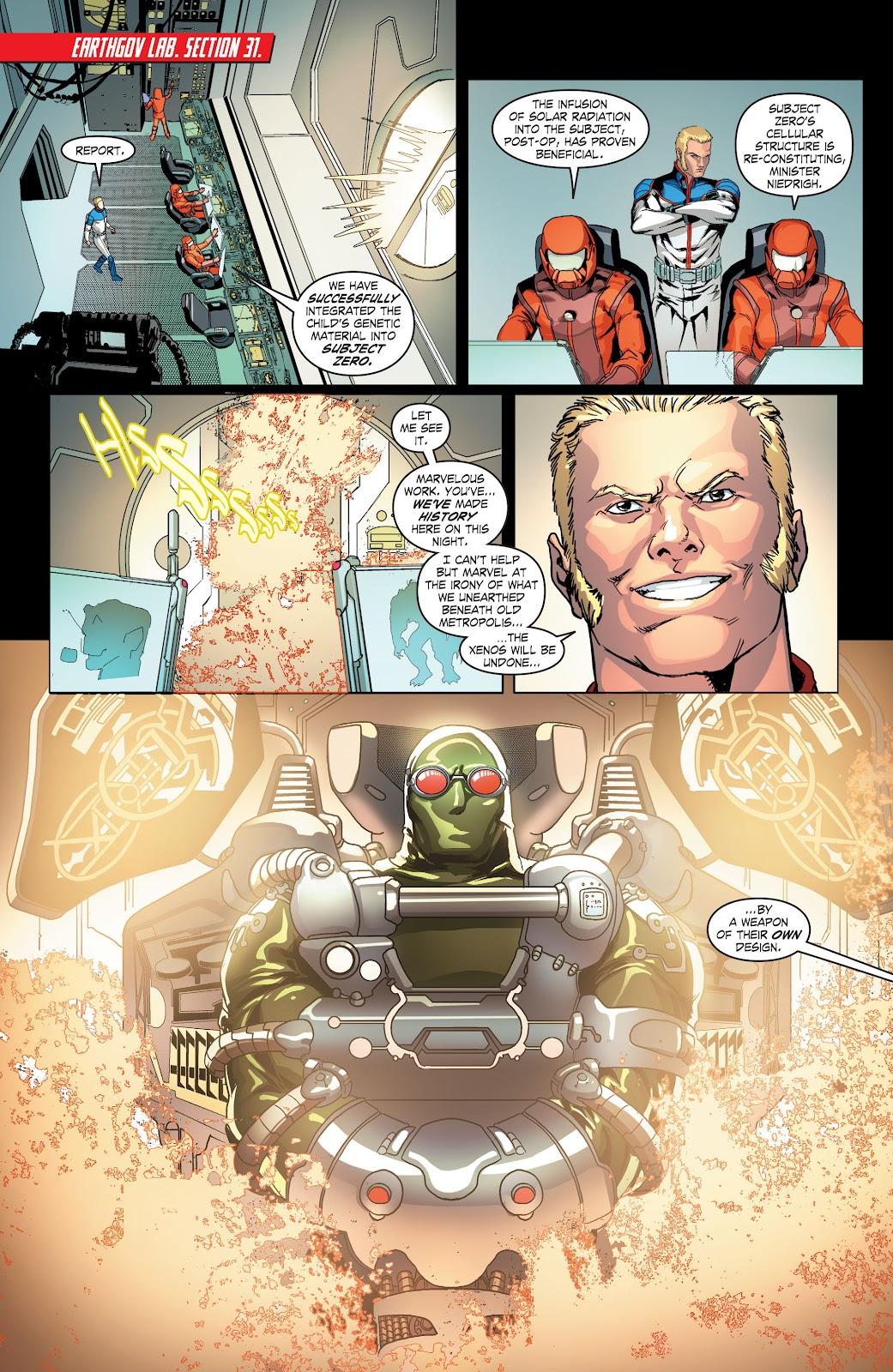 Read online Smallville Season 11 [II] comic -  Issue # TPB 4 - 68