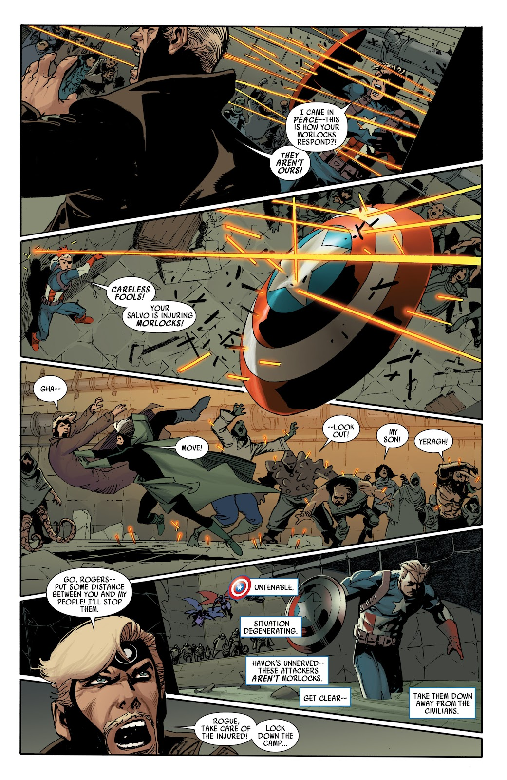 Read online Age of Ultron Companion comic -  Issue # TPB (Part 2) - 45