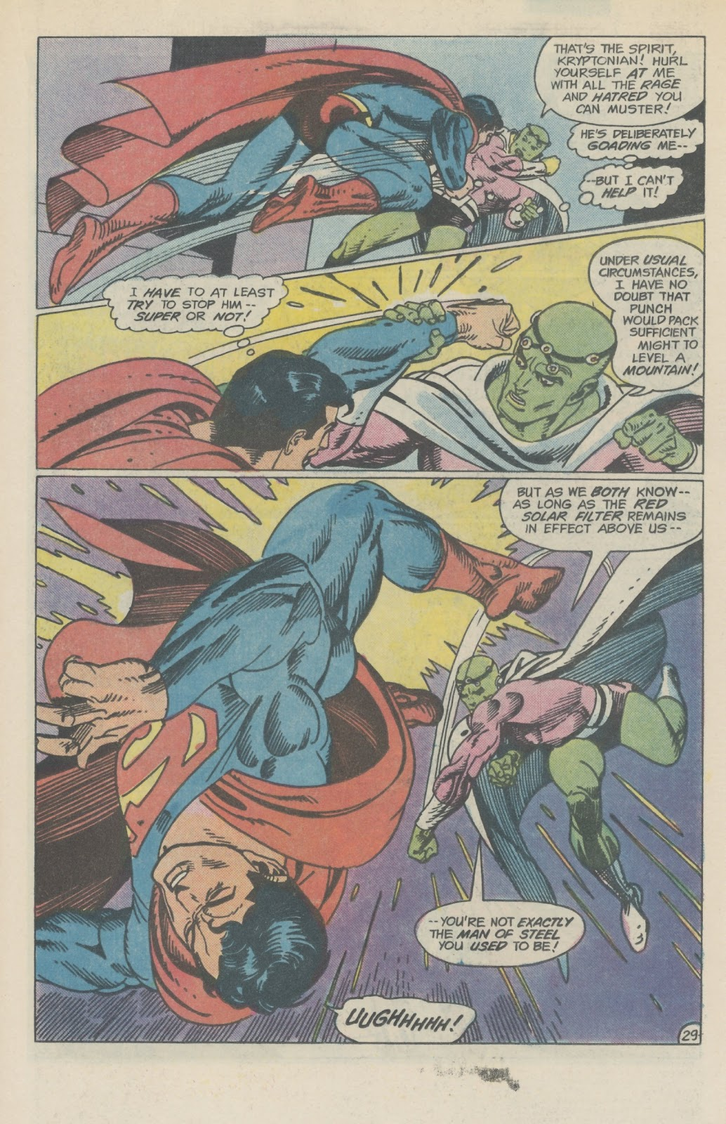 Read online Superman Special (1983) comic -  Issue #2 - 34