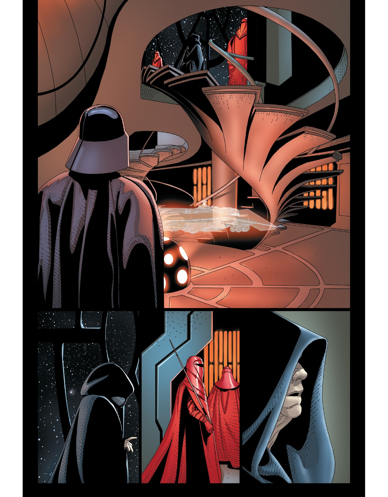 Read online The Marvel Art of Star Wars comic -  Issue # TPB (Part 1) - 79