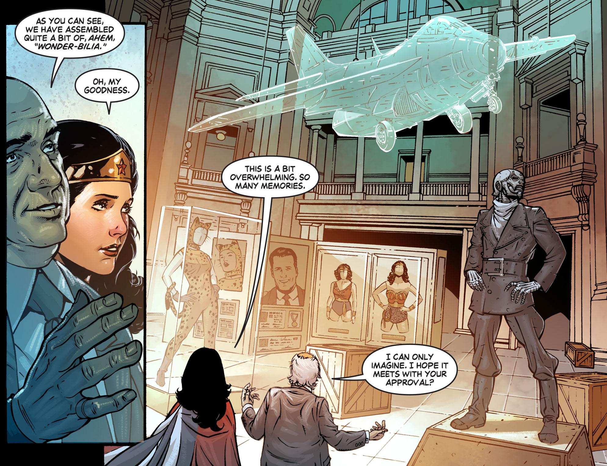 Read online Wonder Woman '77 [I] comic -  Issue #7 - 7