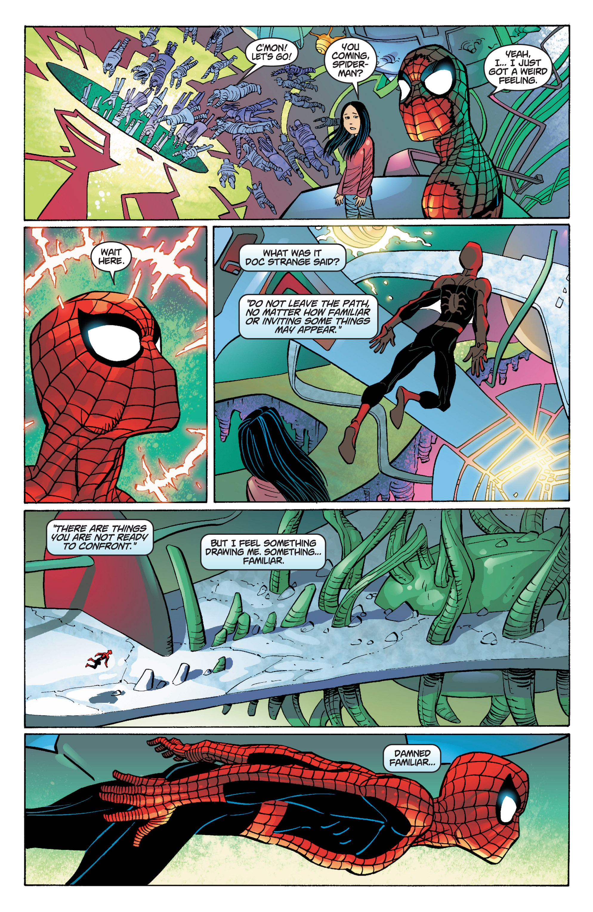 The Amazing Spider-Man (1999) 42 Page 18