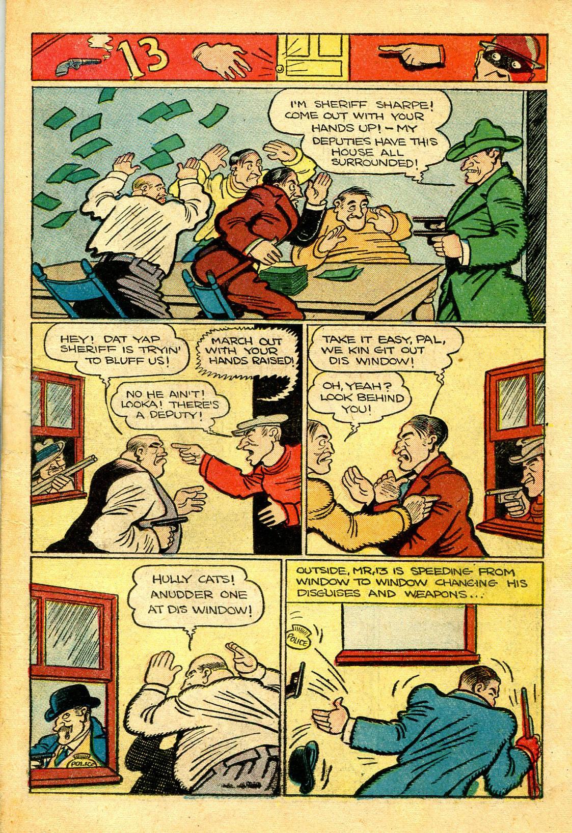 Read online Shadow Comics comic -  Issue #43 - 29