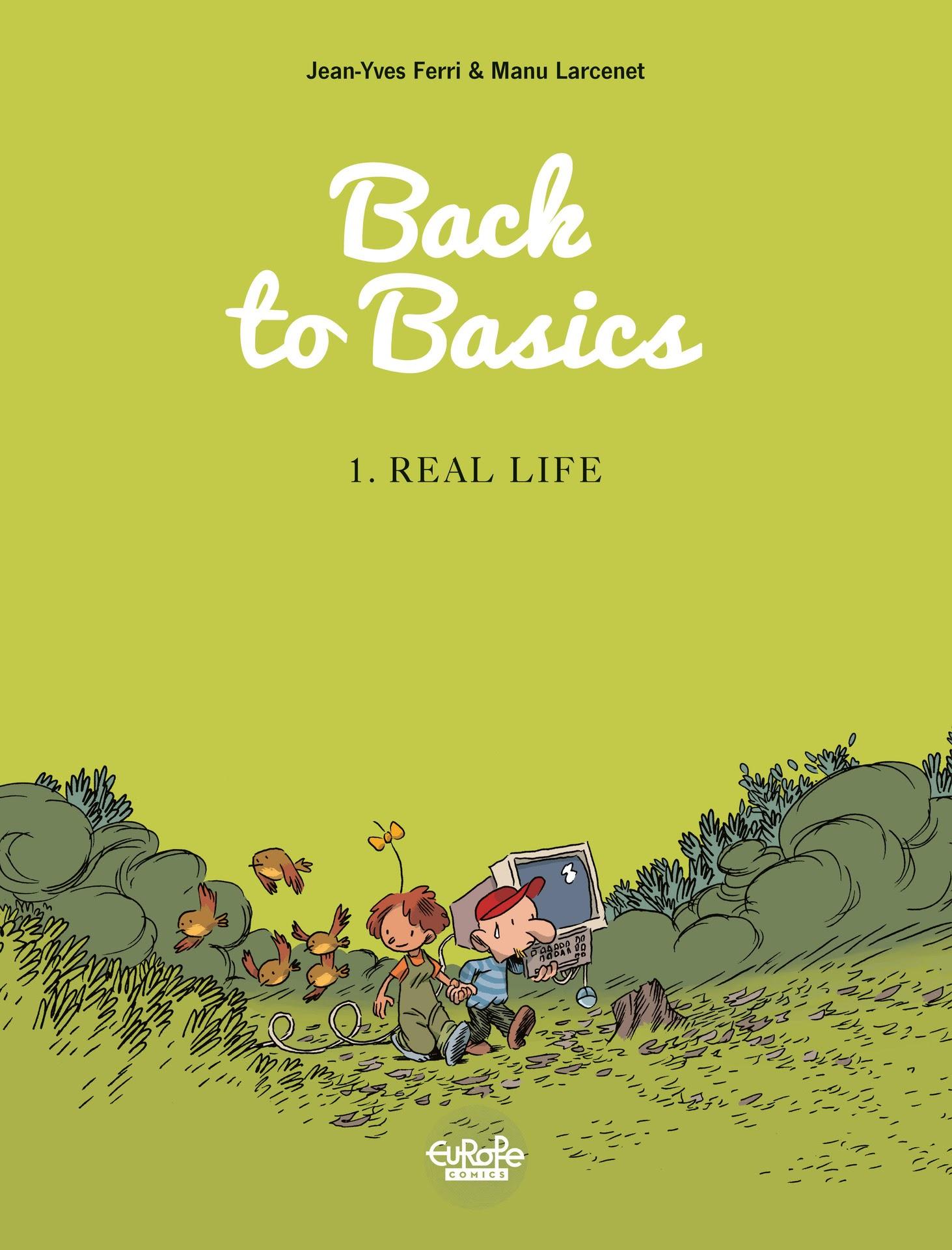 Back to Basics 1 Page 1