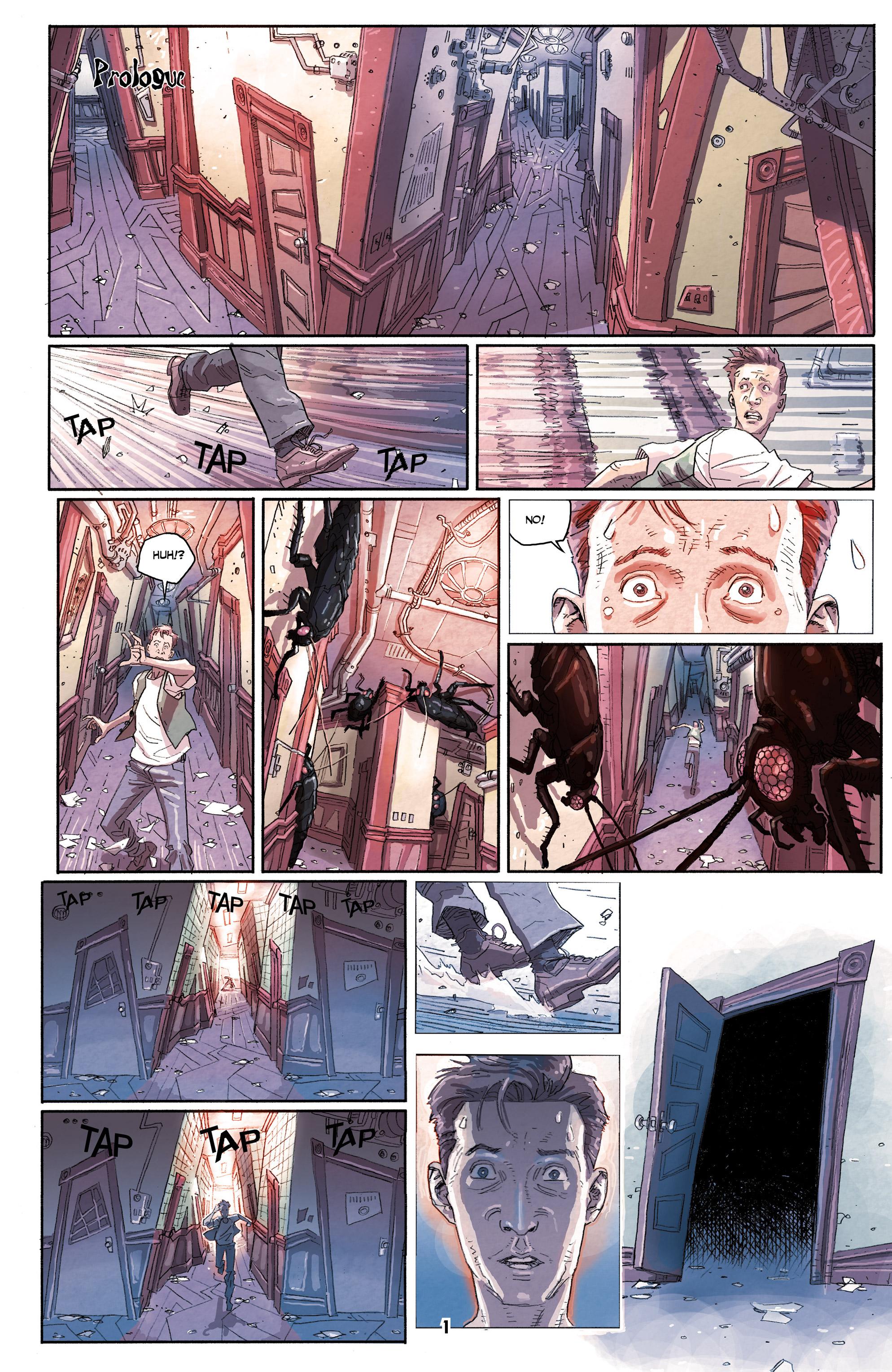 Read online Paklis comic -  Issue #1 - 3