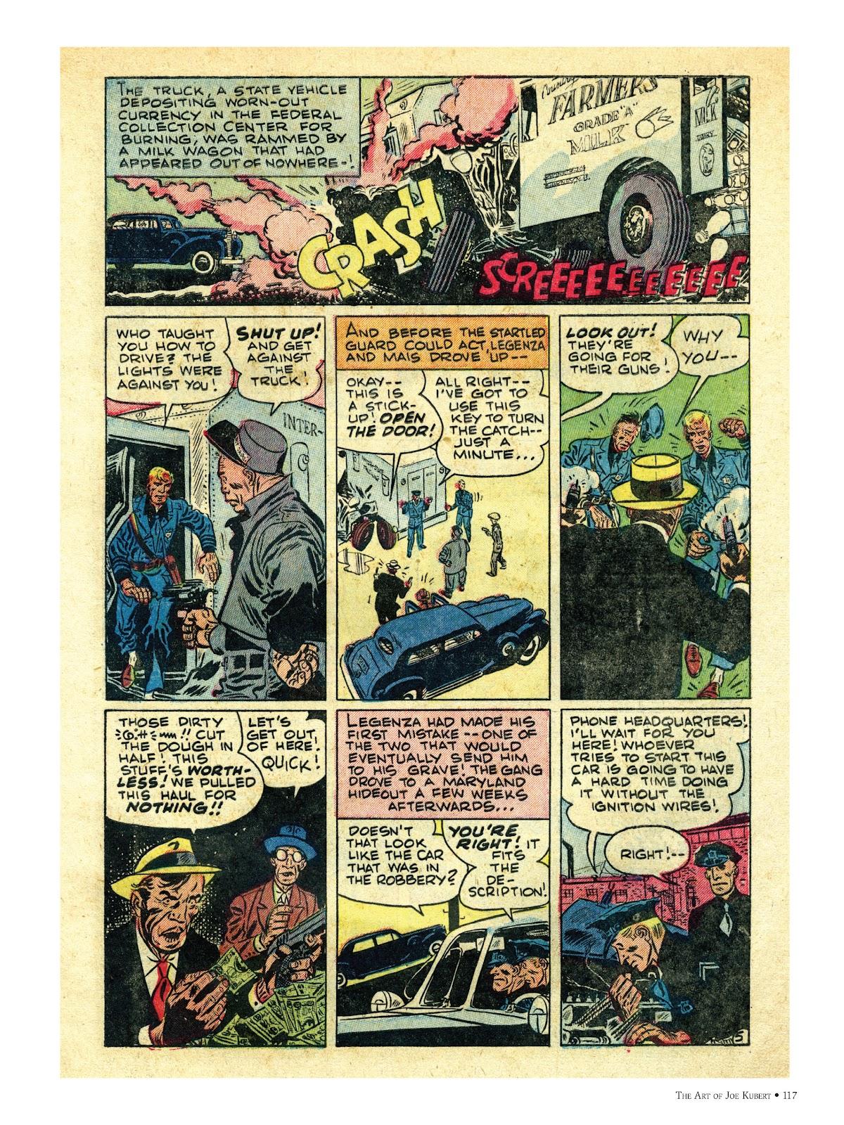 Read online The Art of Joe Kubert comic -  Issue # TPB (Part 2) - 17