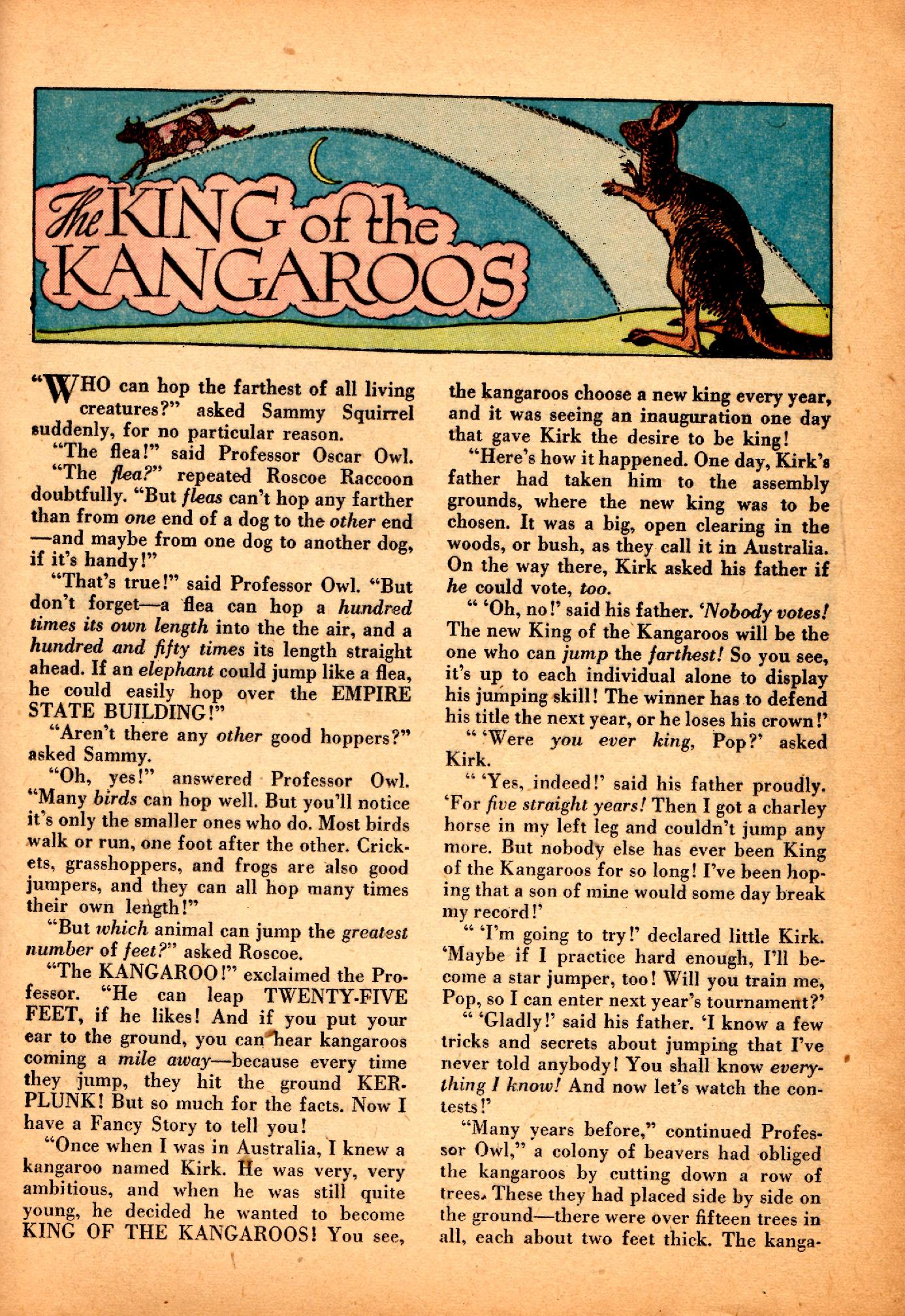 Read online Animal Antics comic -  Issue #25 - 35