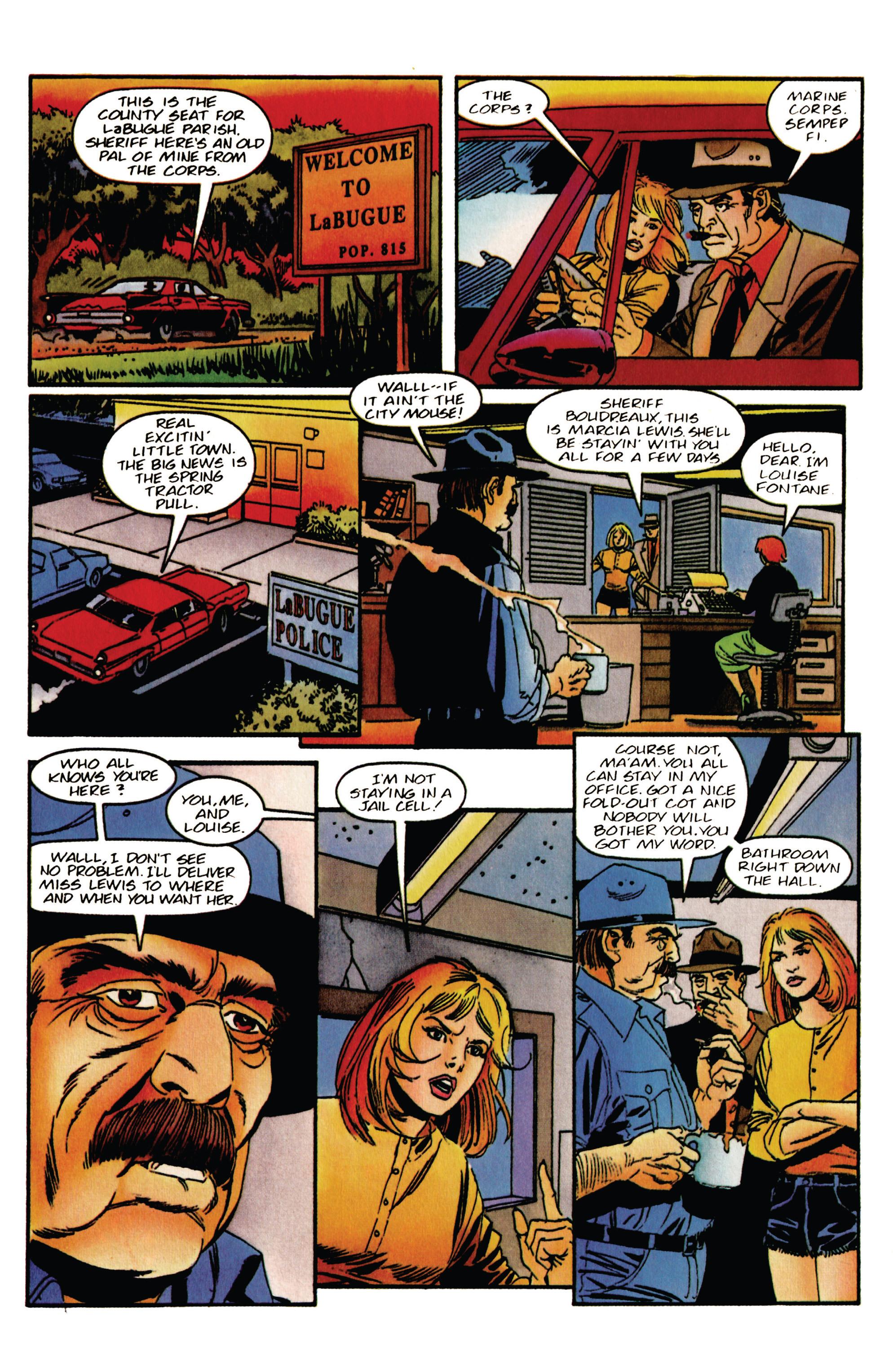 Read online Shadowman (1992) comic -  Issue #35 - 17