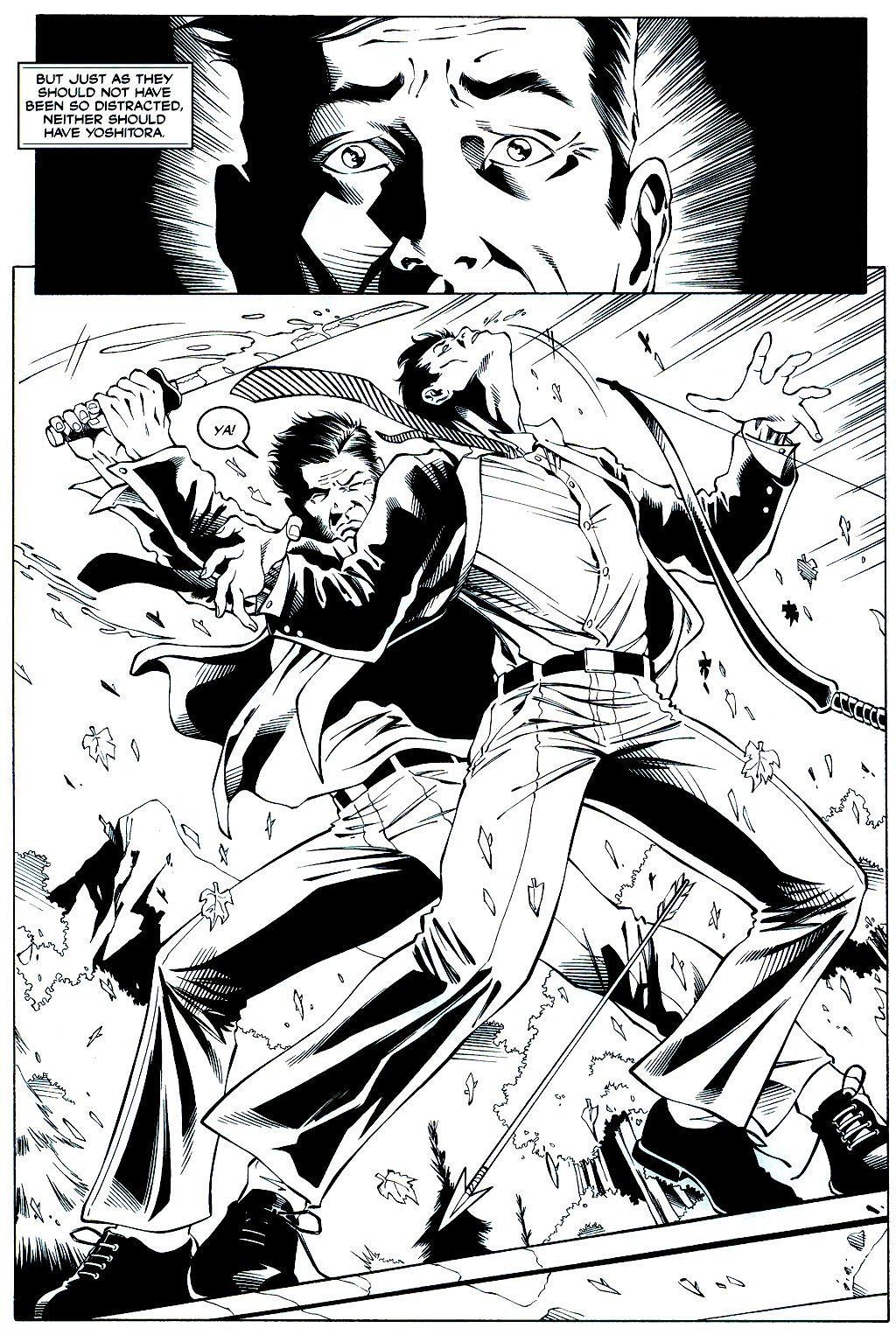 Read online Shi: Sempo comic -  Issue #2 - 14