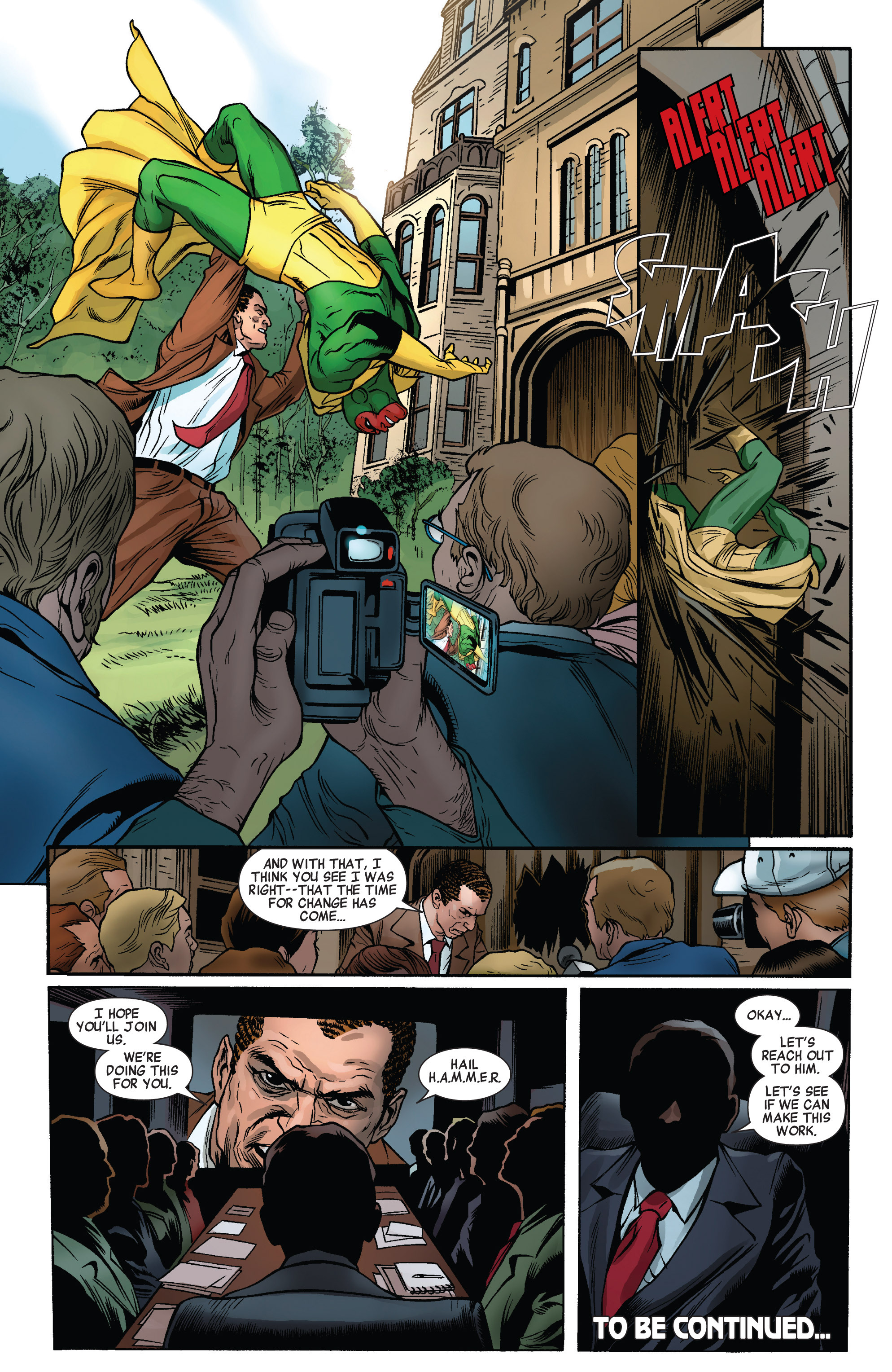 Read online Avengers (2010) comic -  Issue #22 - 19