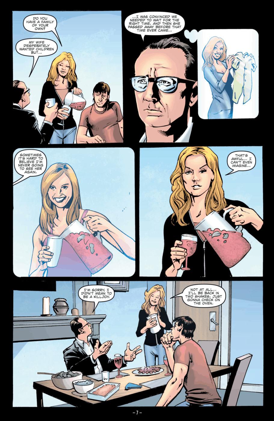 Read online Jericho Season 4 comic -  Issue #2 - 9