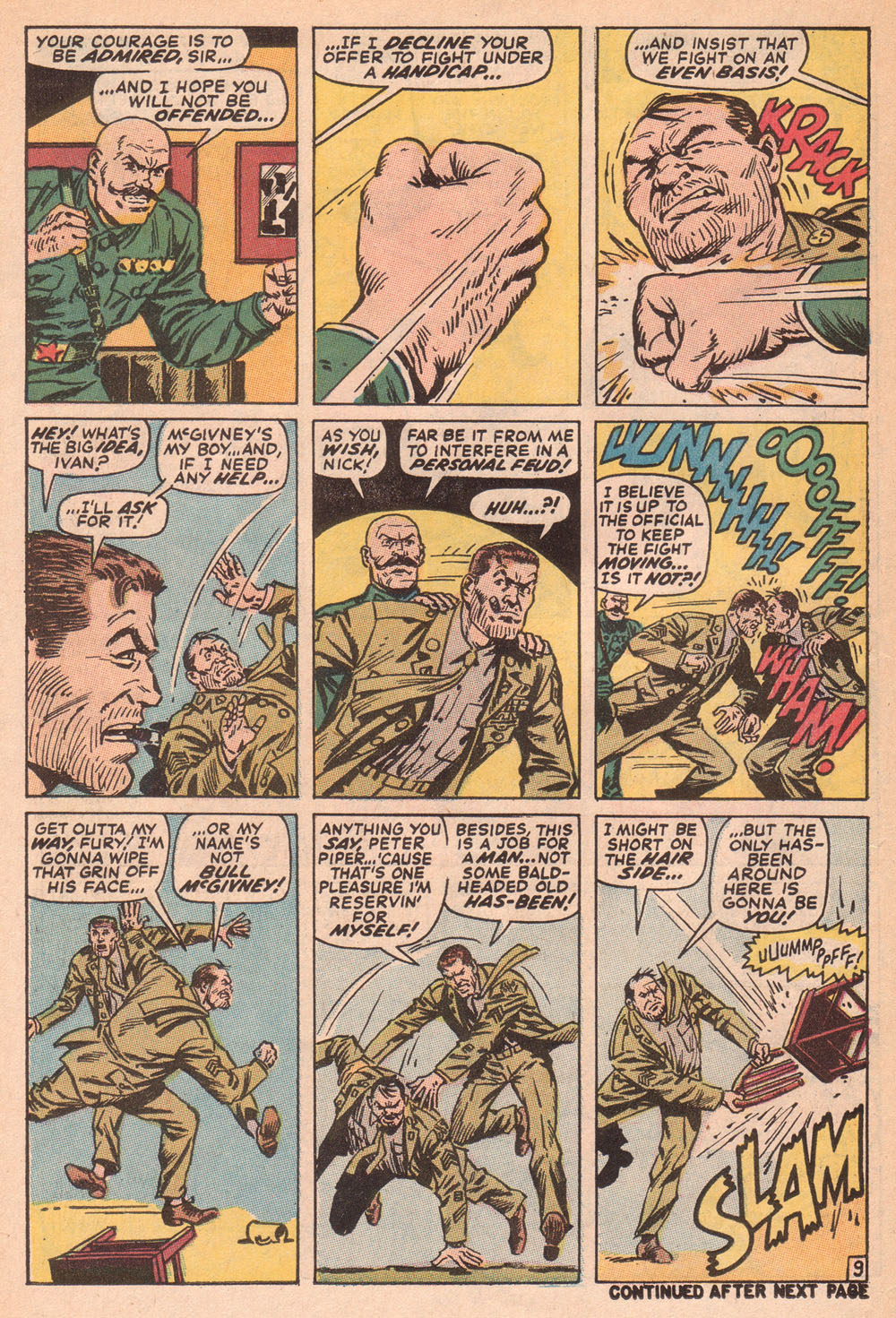Read online Sgt. Fury comic -  Issue #73 - 14