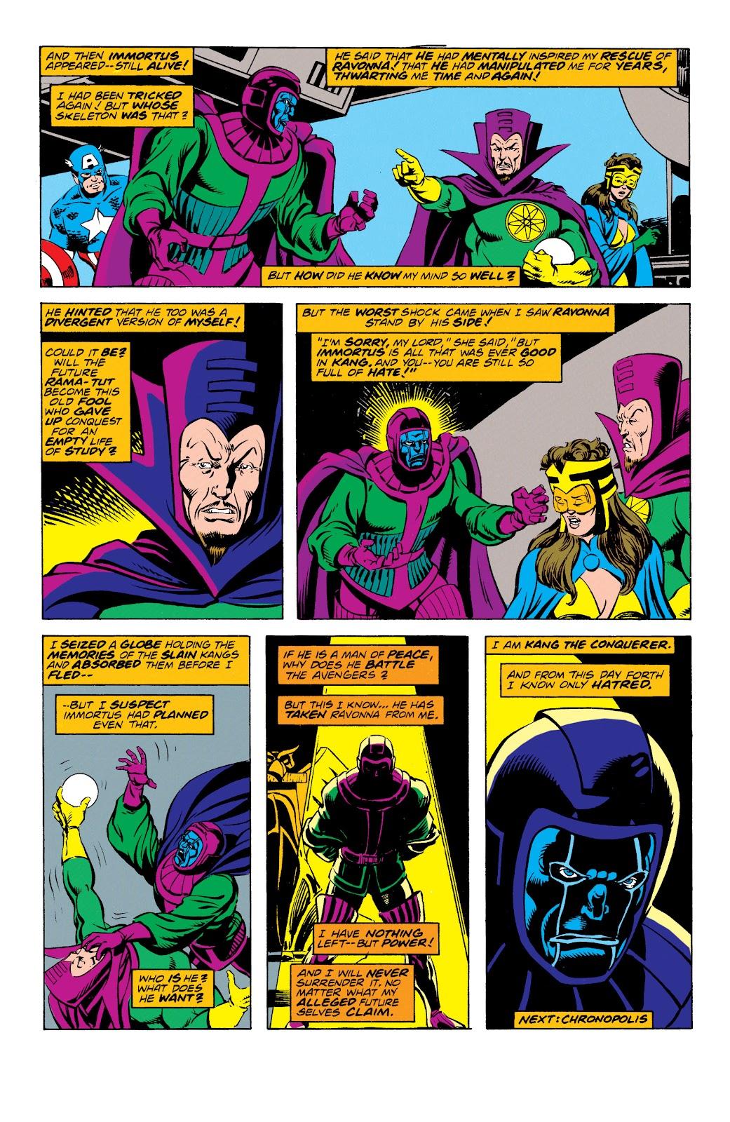 Read online Avengers: Citizen Kang comic -  Issue # TPB (Part 2) - 67