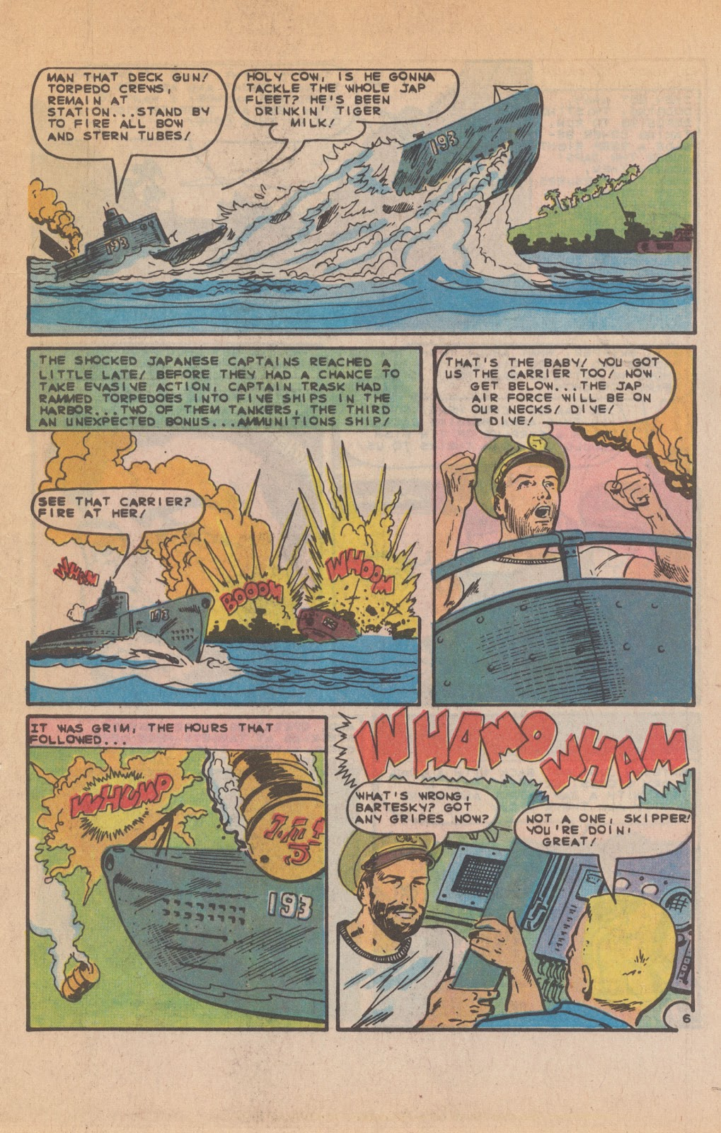 Read online Fightin' Navy comic -  Issue #132 - 9