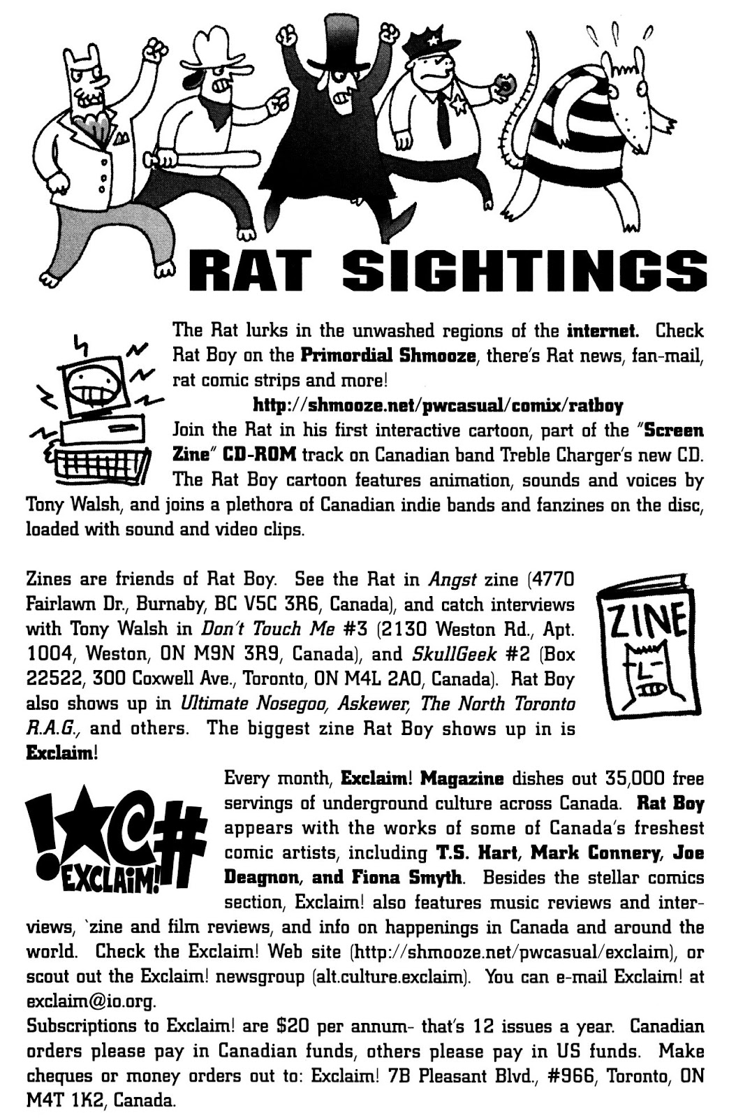 Read online He is Just a Rat comic -  Issue #2 - 18