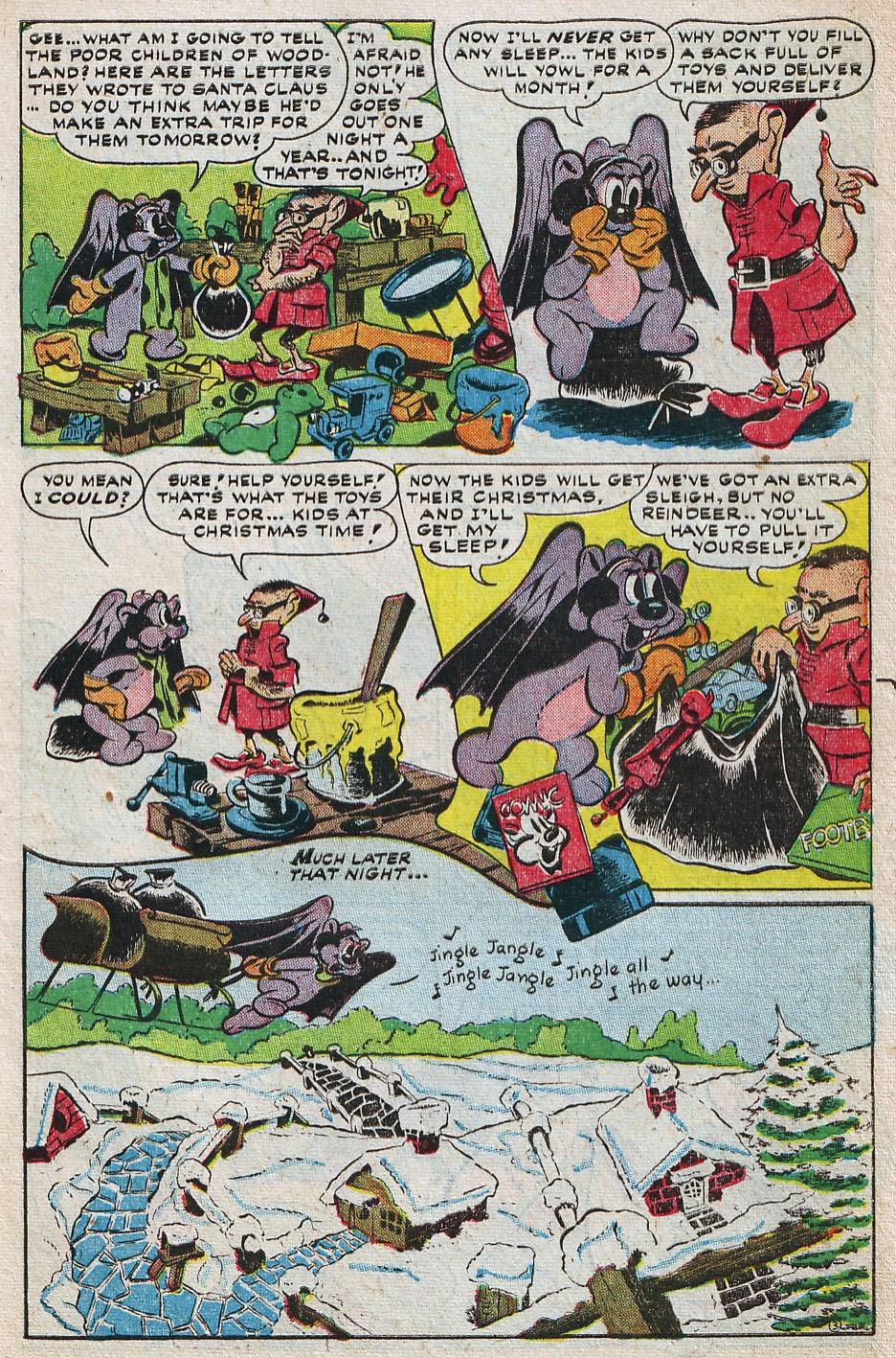 Jingle Jangle Comics issue 42 - Page 5