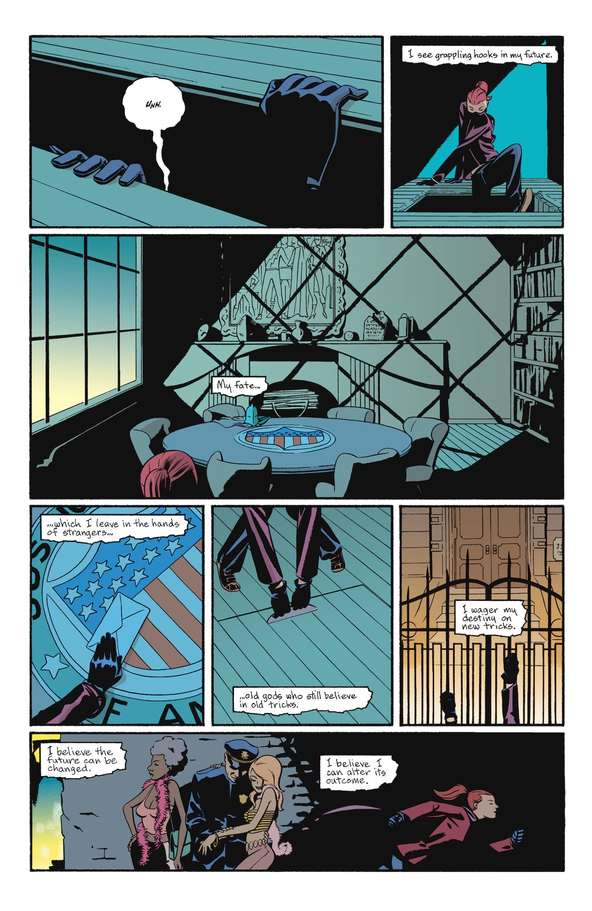 Read online Batgirl/Robin: Year One comic -  Issue # TPB 2 - 13