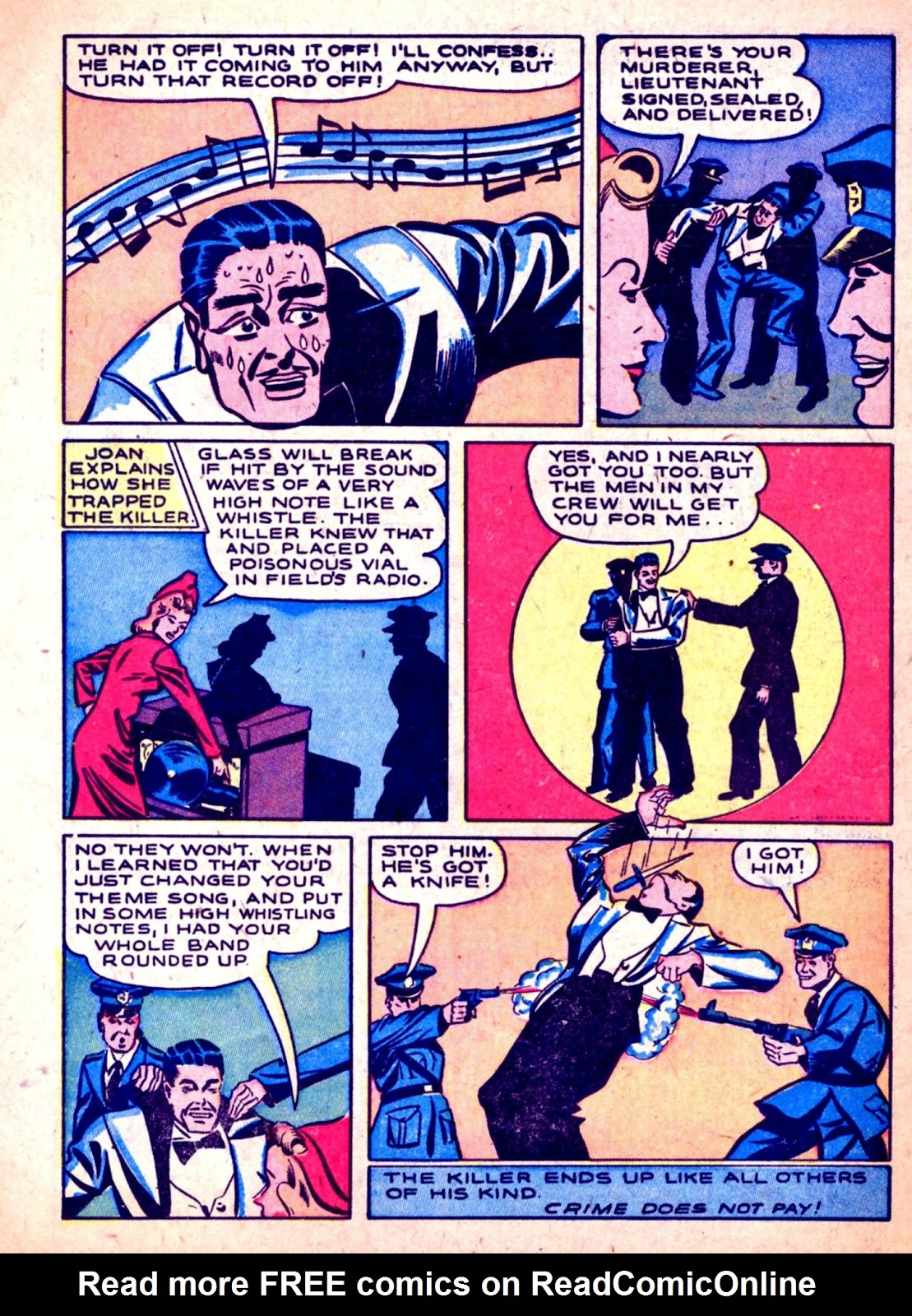 The Blue Beetle issue 31 - Page 32