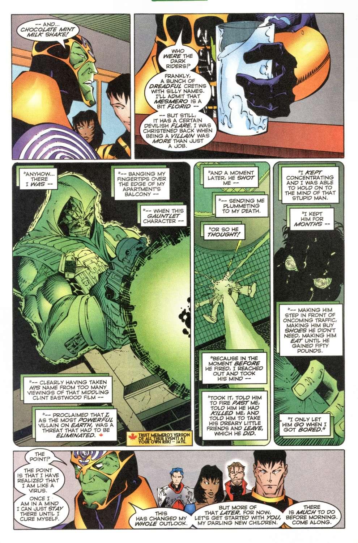 Read online Alpha Flight (1997) comic -  Issue #4 - 12