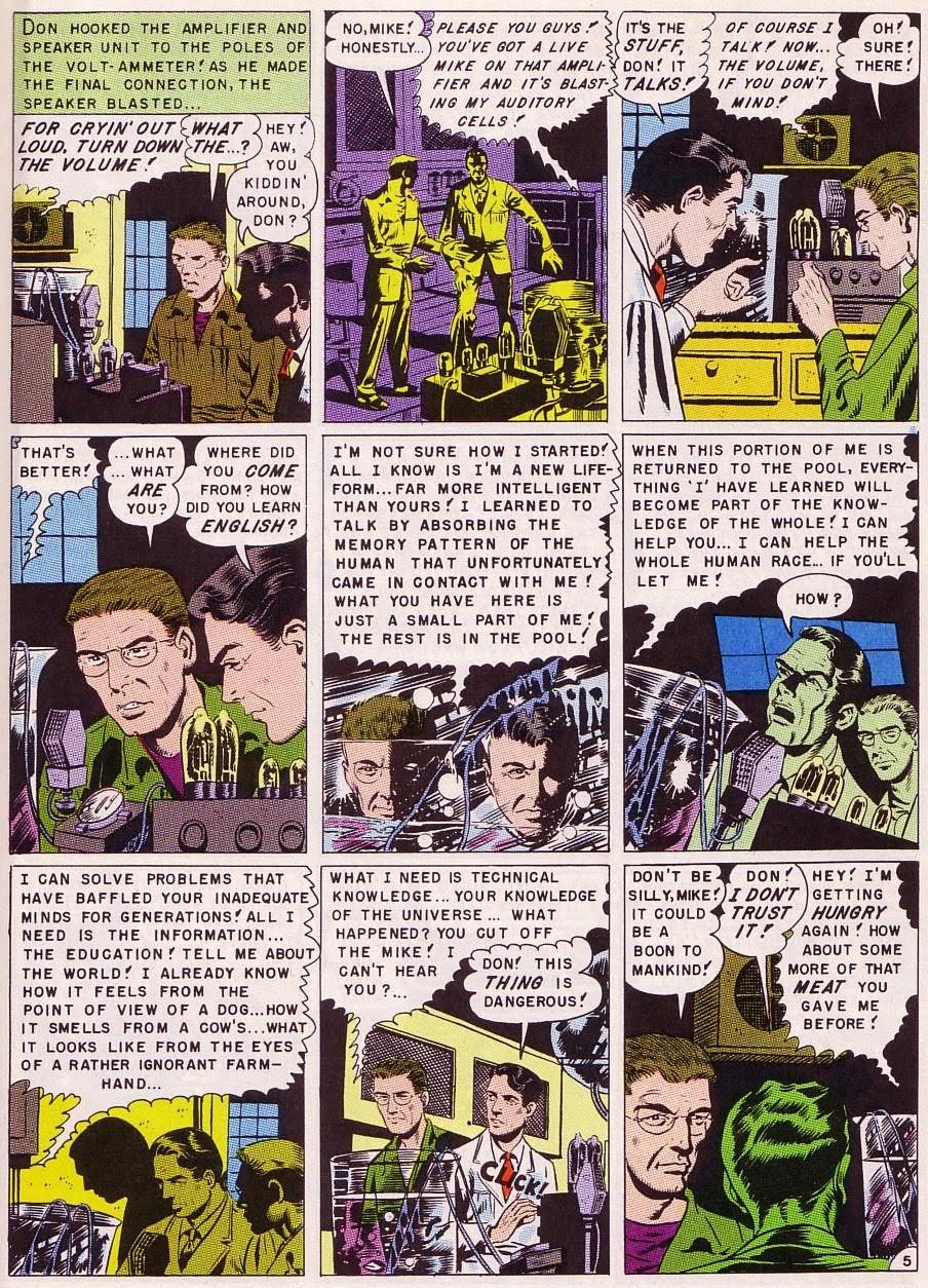 Weird Fantasy (1951) issue 11 - Page 28