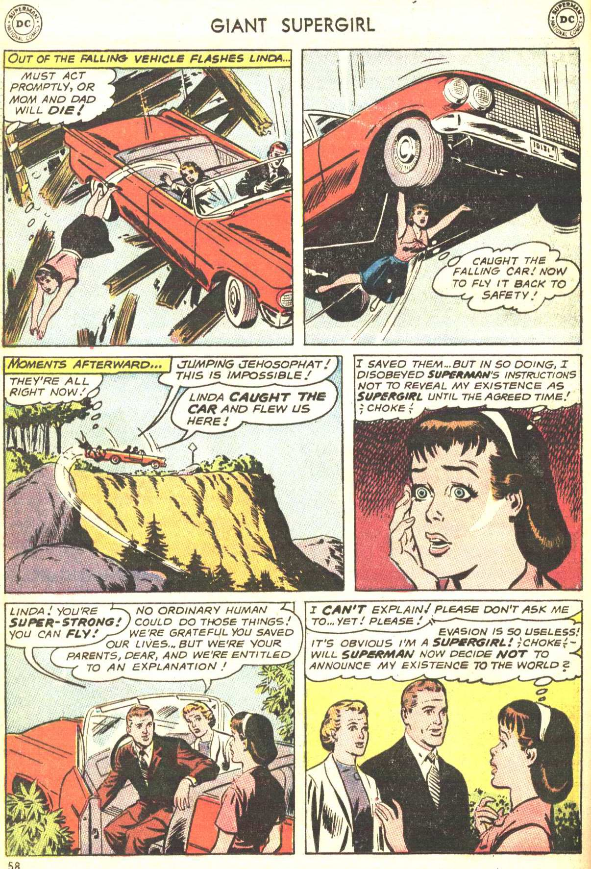 Read online Action Comics (1938) comic -  Issue #360 - 57