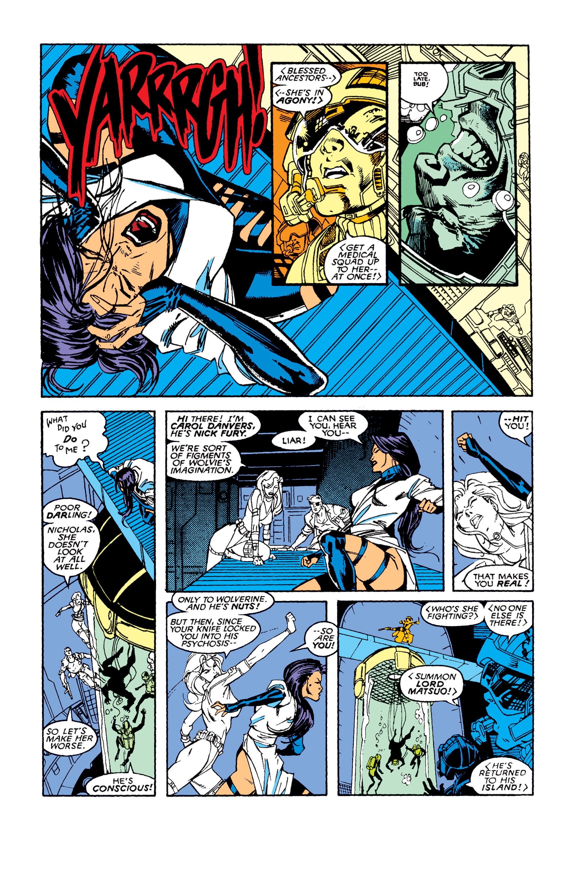 Read online Uncanny X-Men (1963) comic -  Issue #258 - 16