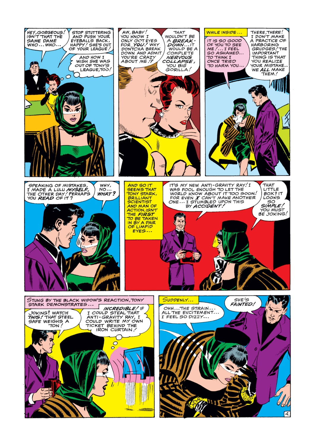 Tales of Suspense (1959) issue 53 - Page 5