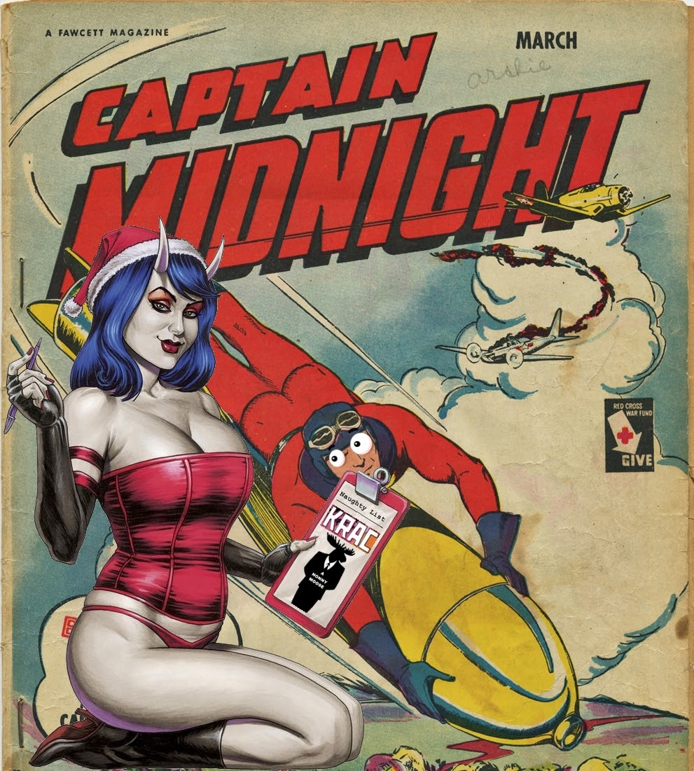 Captain Midnight (1942) issue 29 - Page 37