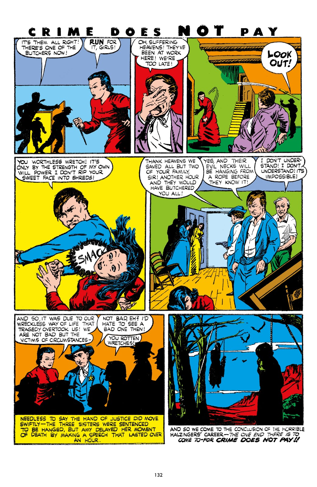 Read online Crime Does Not Pay Archives comic -  Issue # TPB 7 (Part 2) - 34