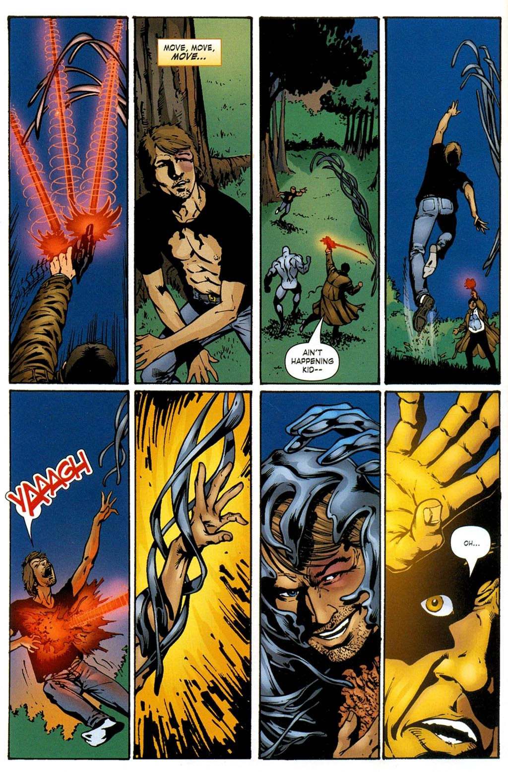 Read online ArmorX comic -  Issue #4 - 7