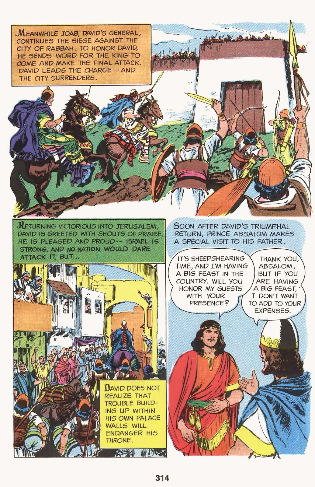 The Picture Bible issue TPB (Part 4) - Page 17