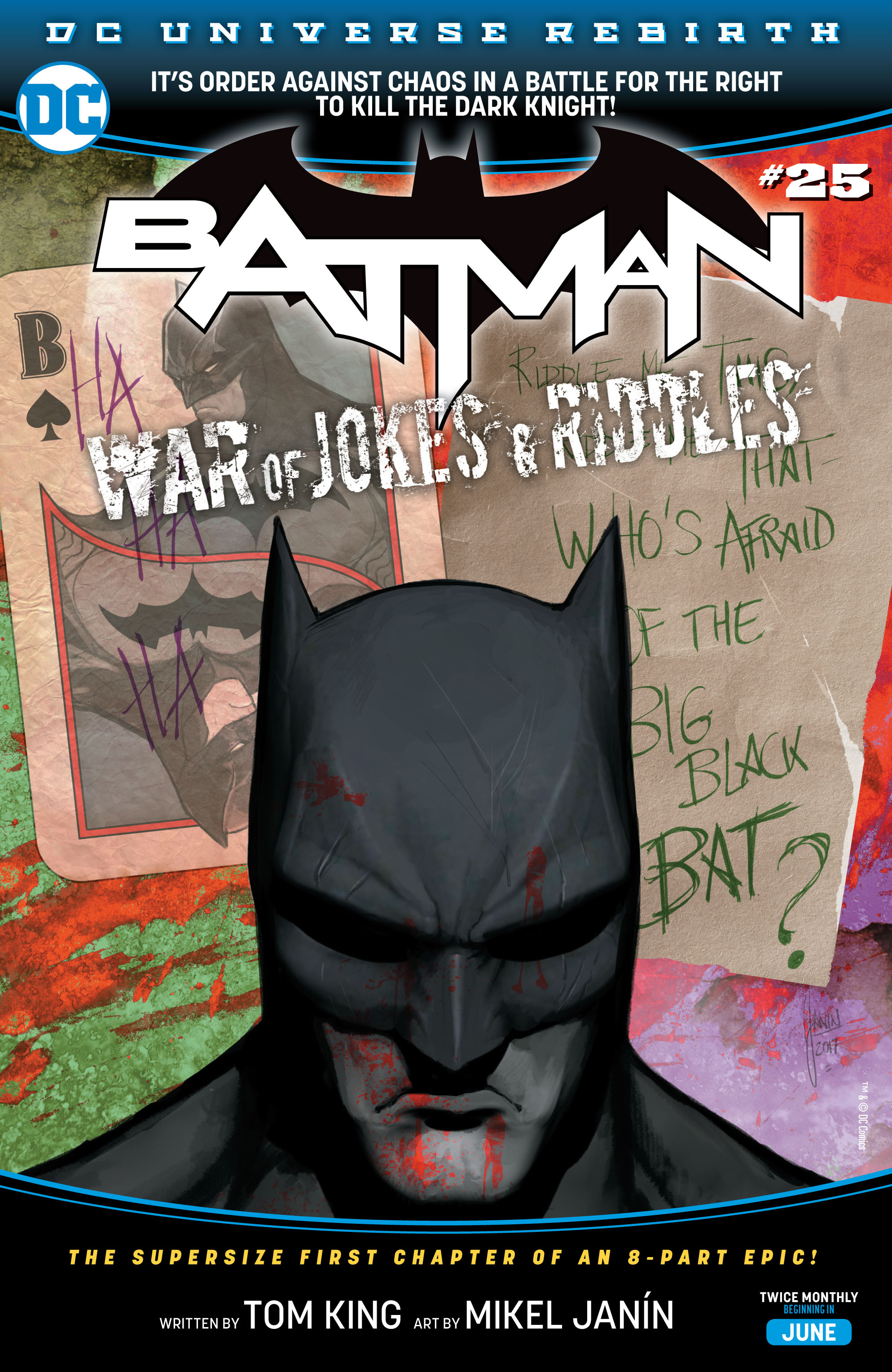 Read online Detective Comics (2016) comic -  Issue #956 - 2