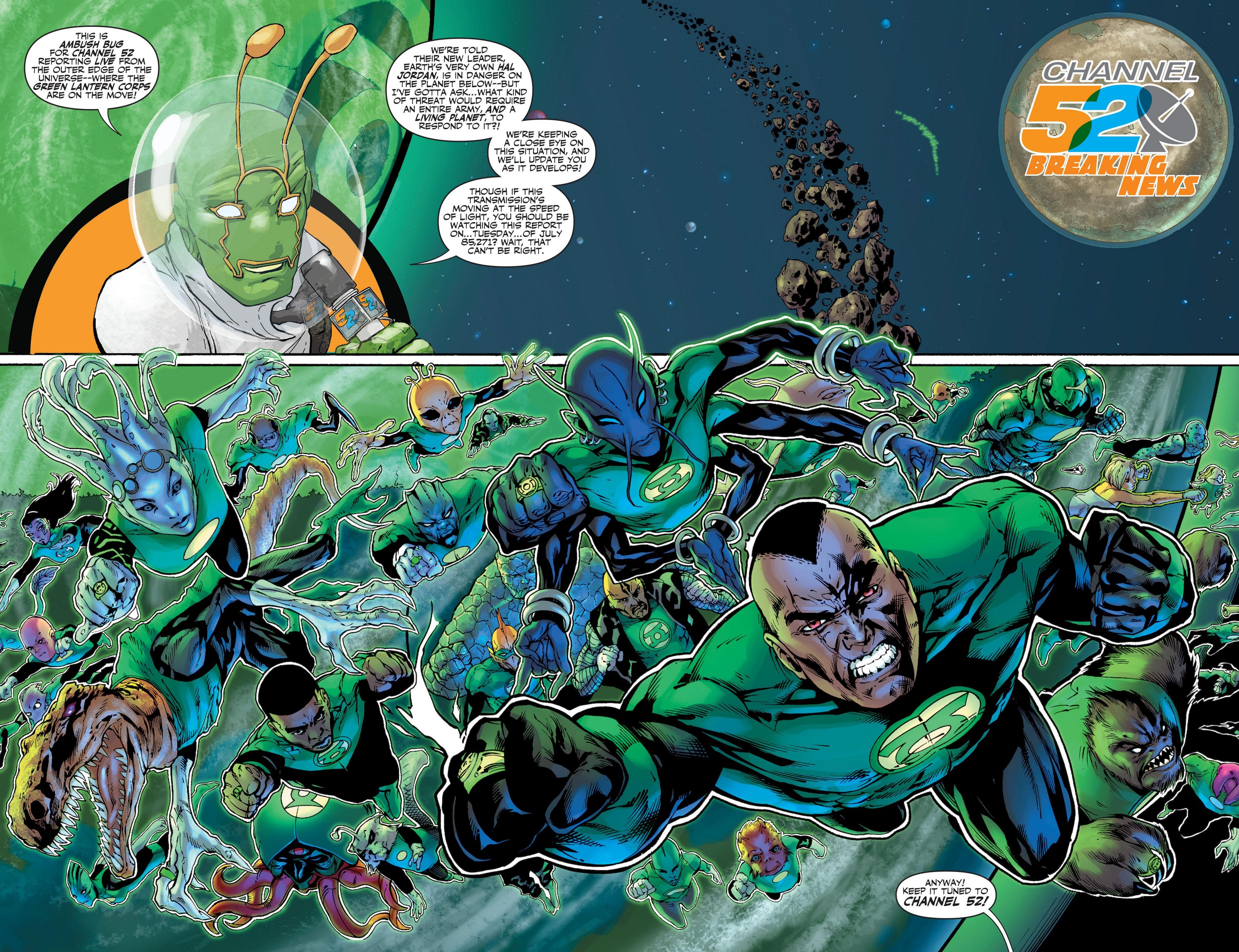 Read online Trinity of Sin: The Phantom Stranger comic -  Issue #14 - 22
