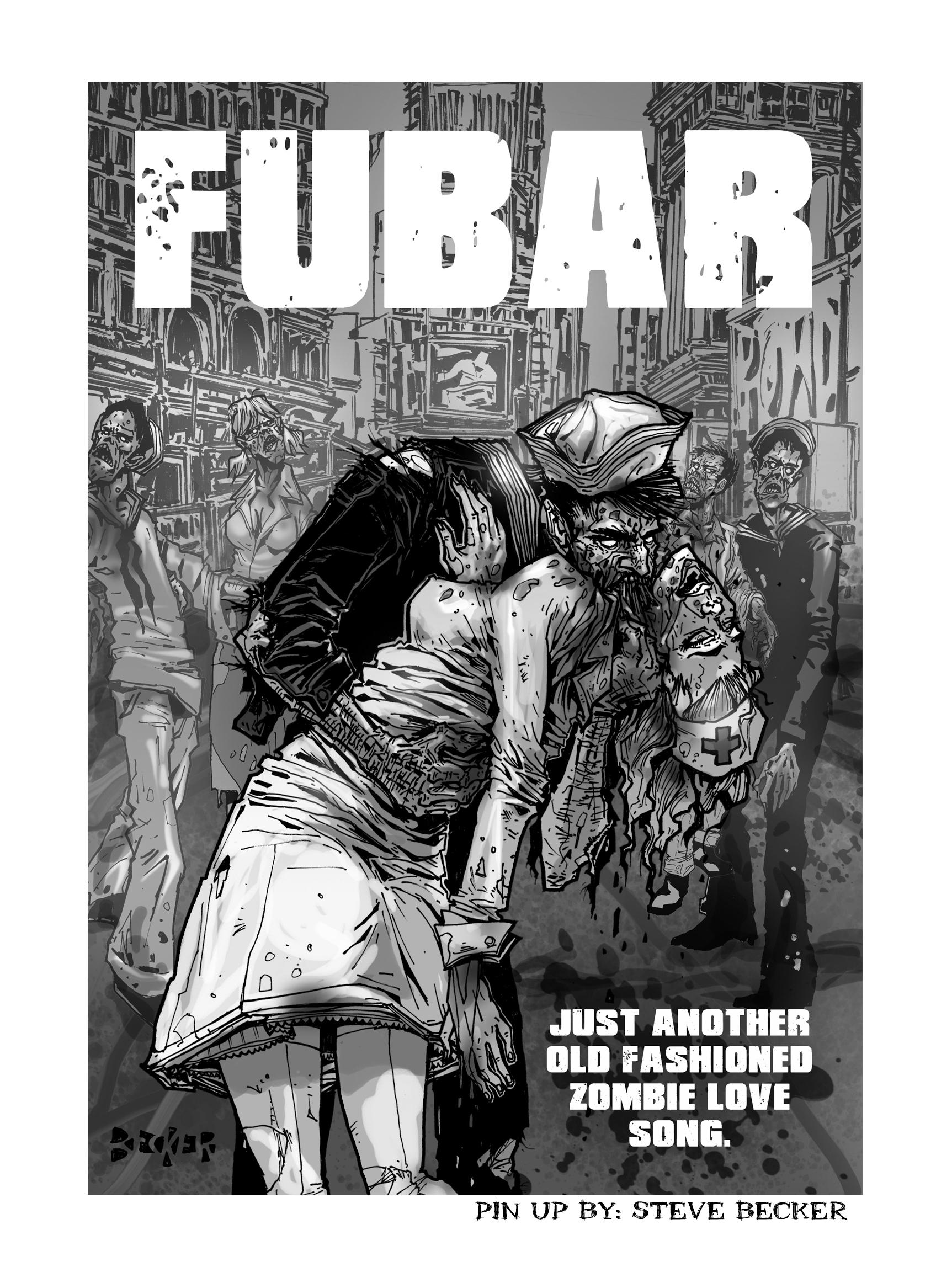 Read online FUBAR comic -  Issue #1 - 176
