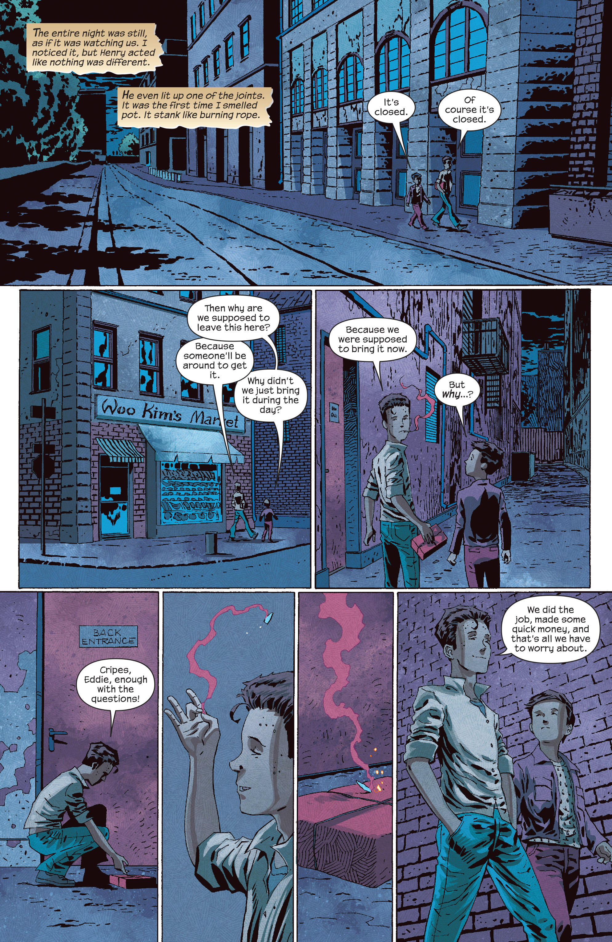 Read online Dark Tower: The Drawing of the Three - The Prisoner comic -  Issue #2 - 19